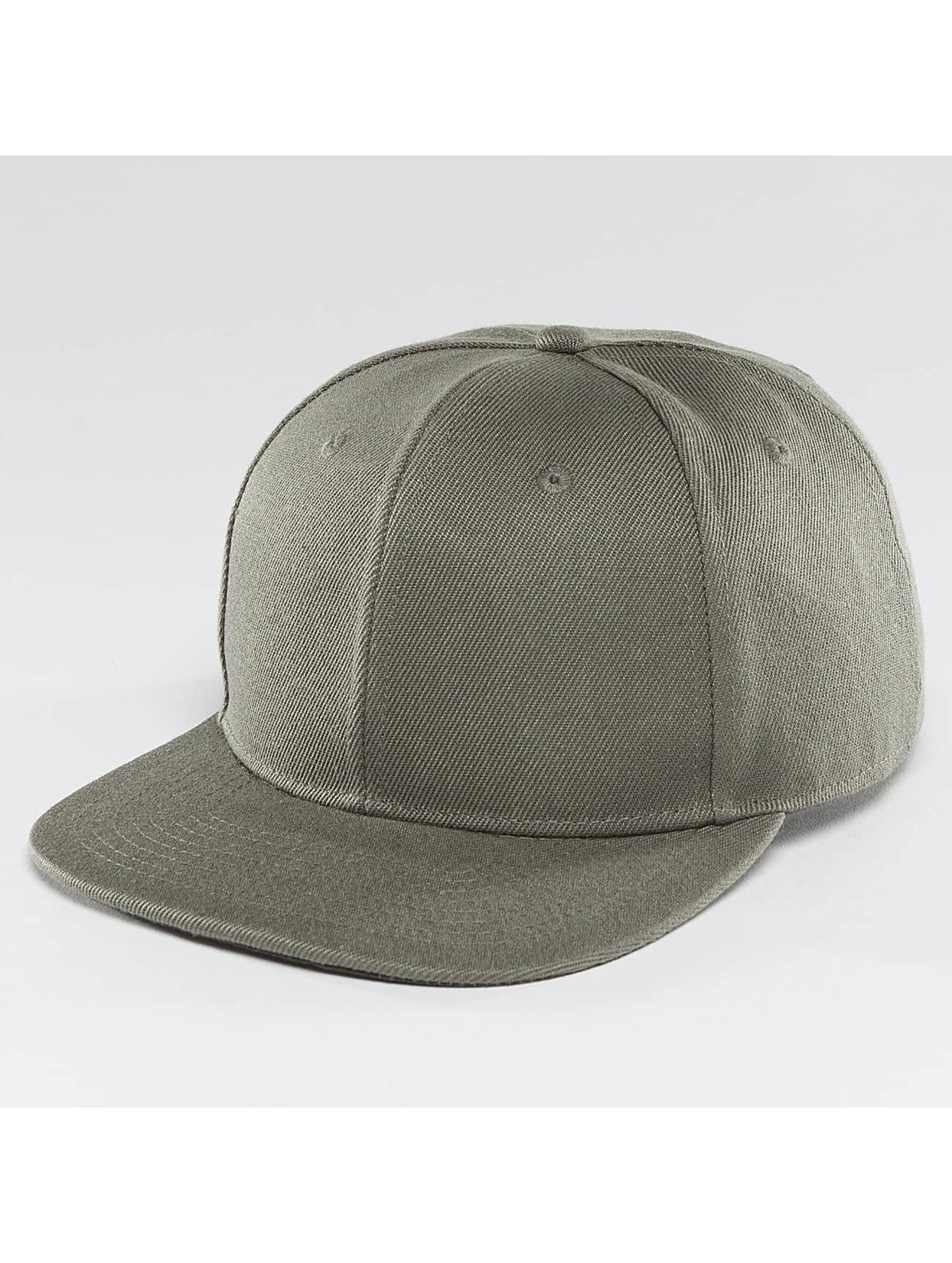 TrueSpin Snapback Caps Blank grøn