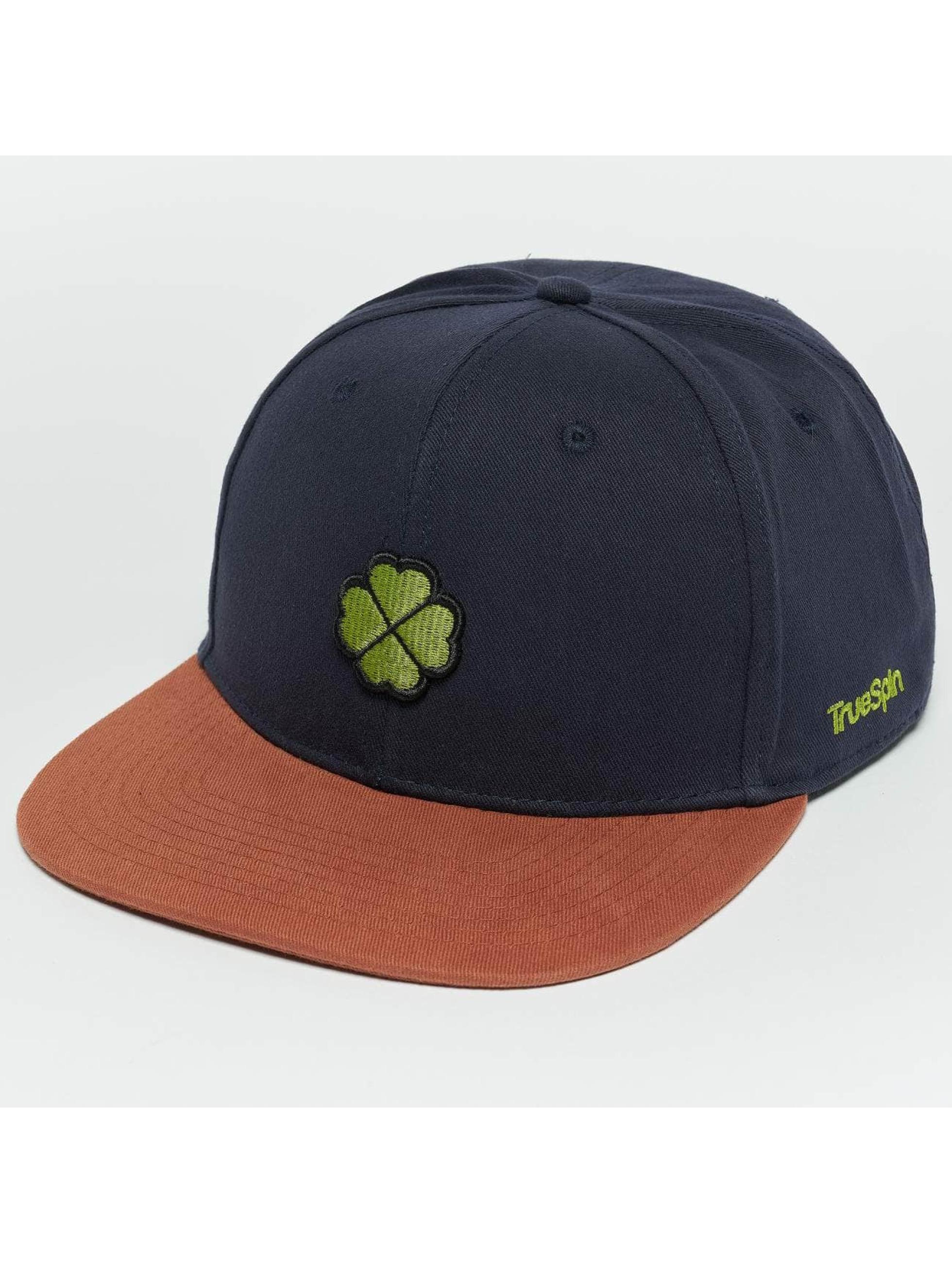 TrueSpin Snapback Caps Shamy 2018 niebieski