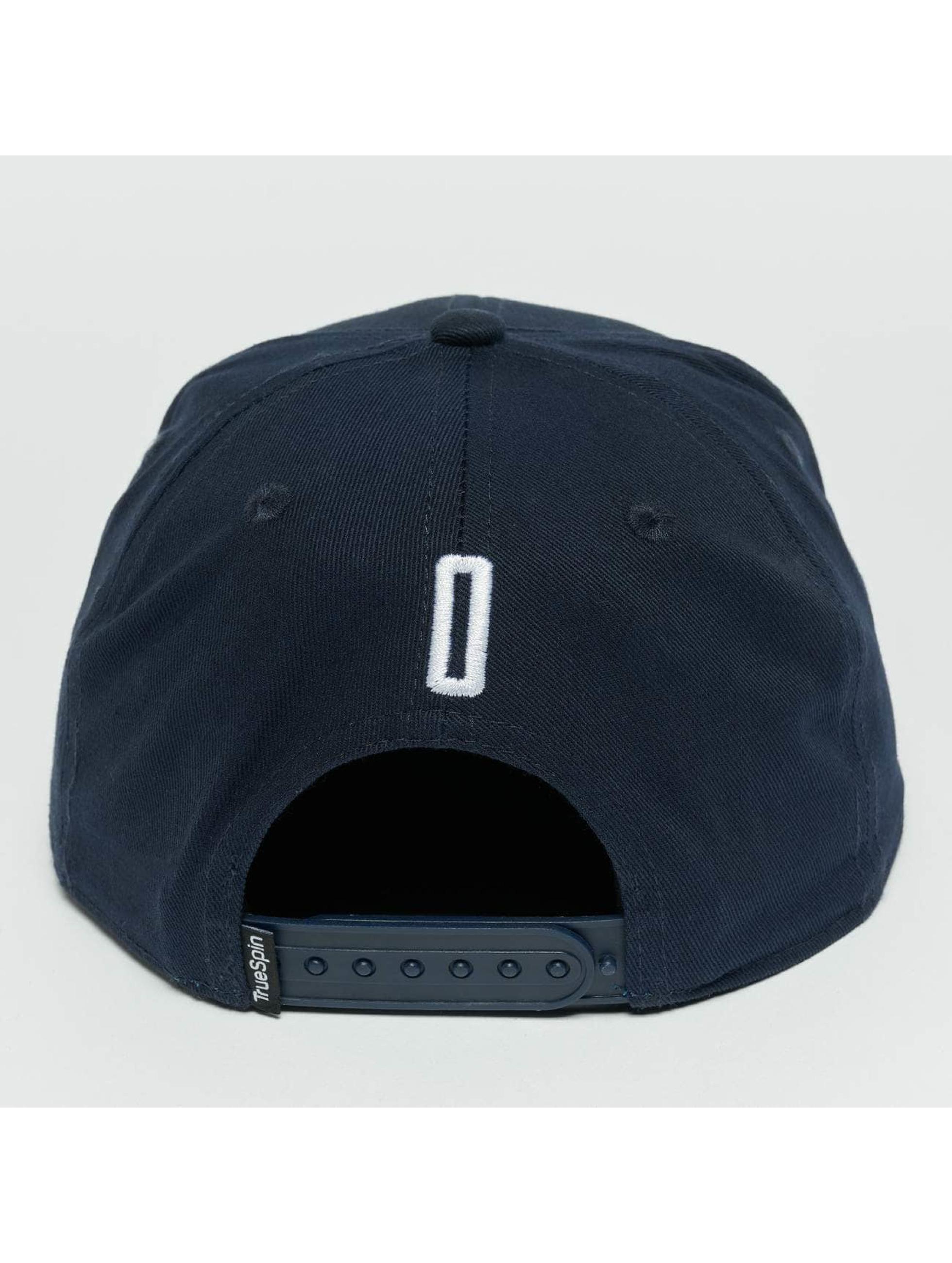 TrueSpin Snapback Caps TSABCKIDZSB niebieski