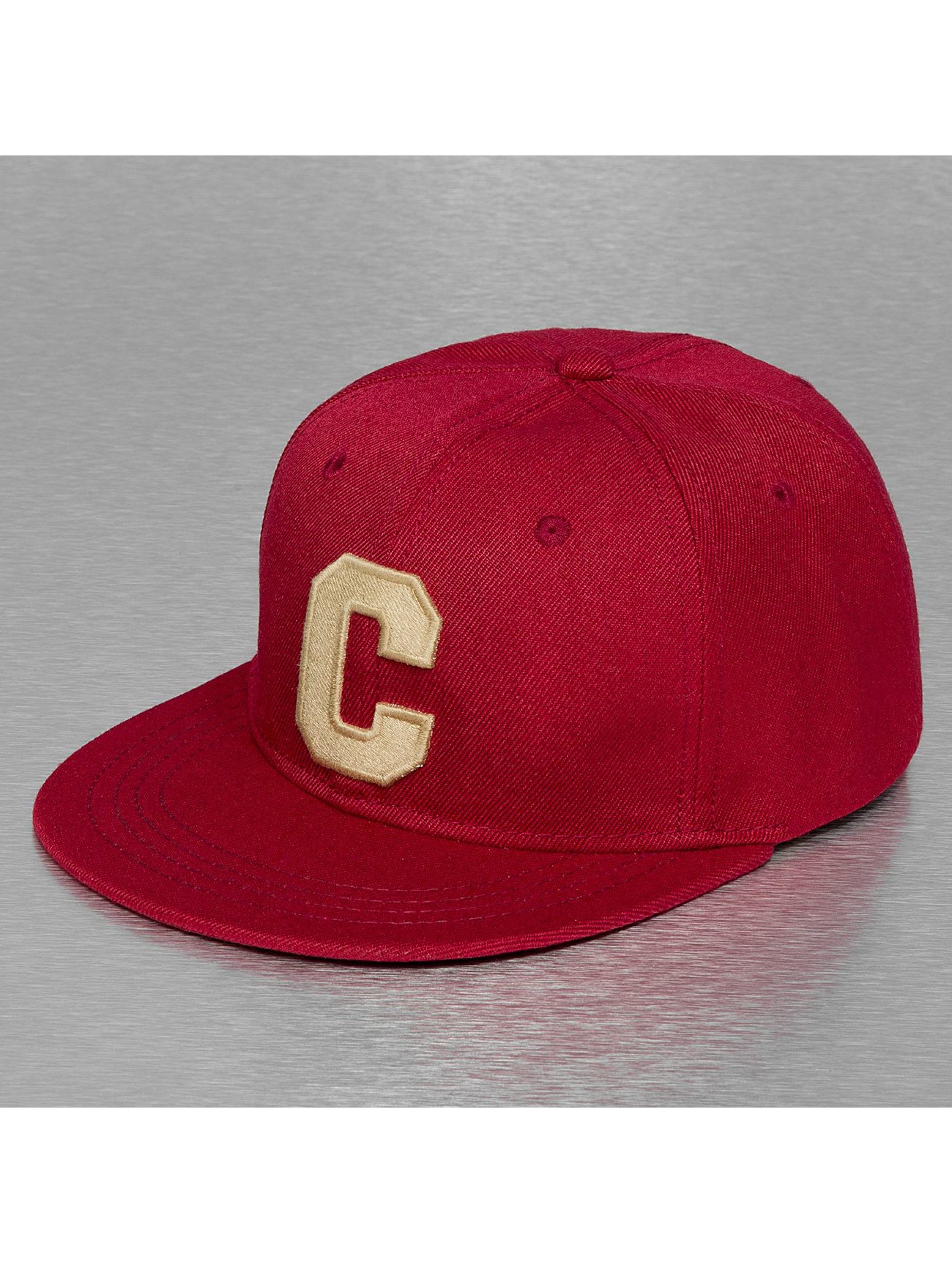 TrueSpin Snapback Caps C-ABC Edition punainen