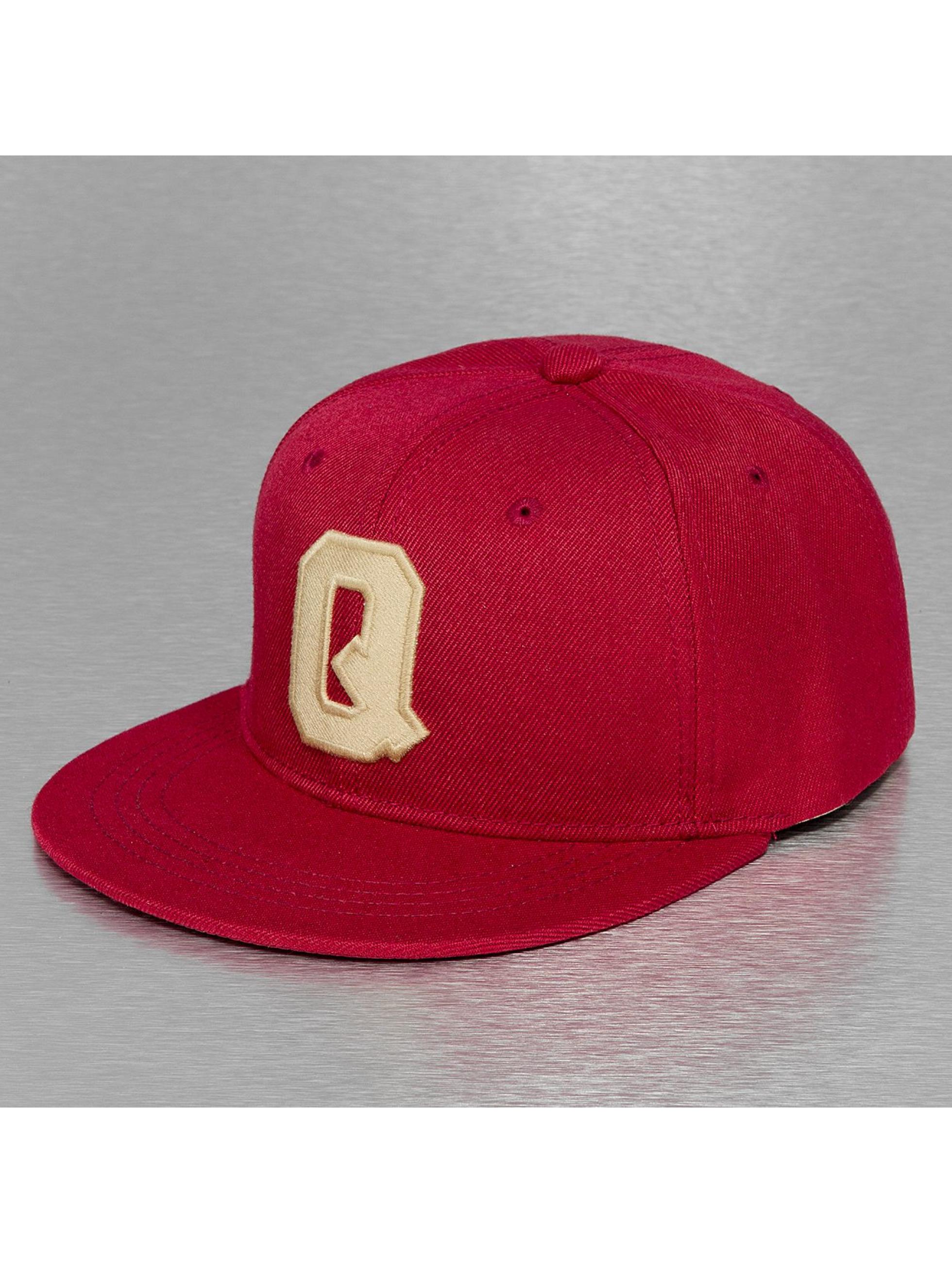 TrueSpin Snapback Caps ABC Edition punainen