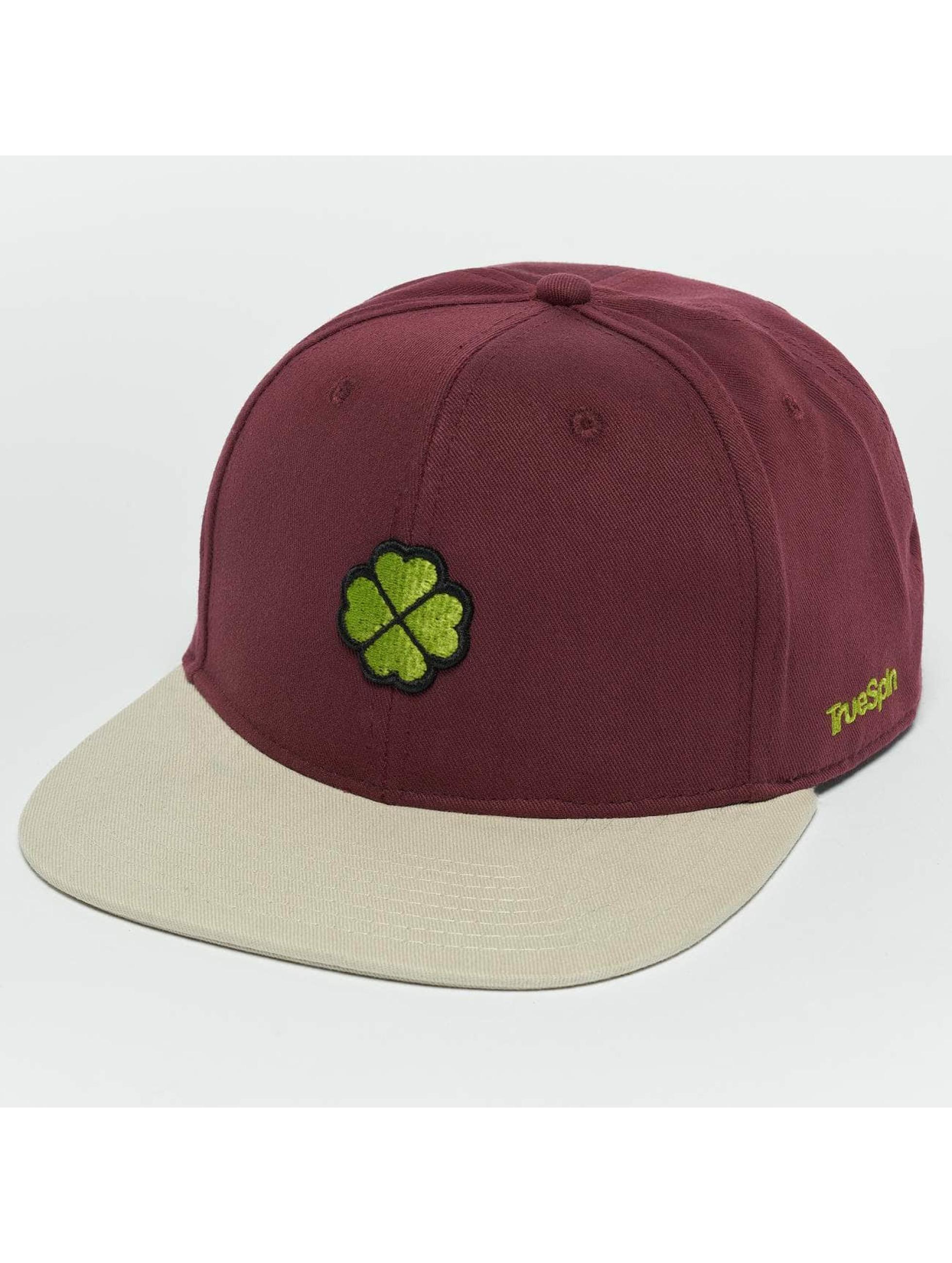TrueSpin Snapback Caps Shamy 2018 red