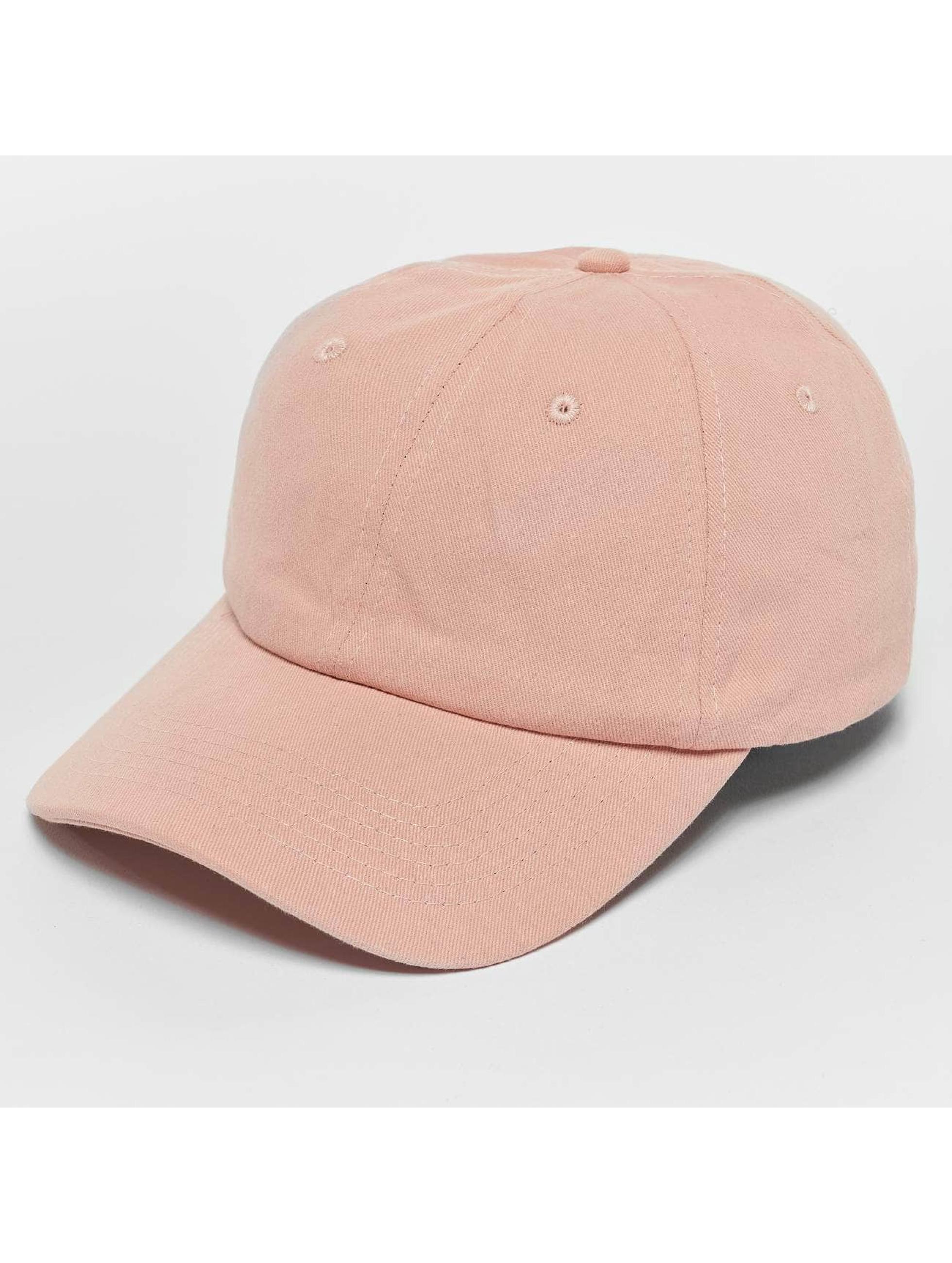 TrueSpin Snapback Caps Tuned Round rózowy