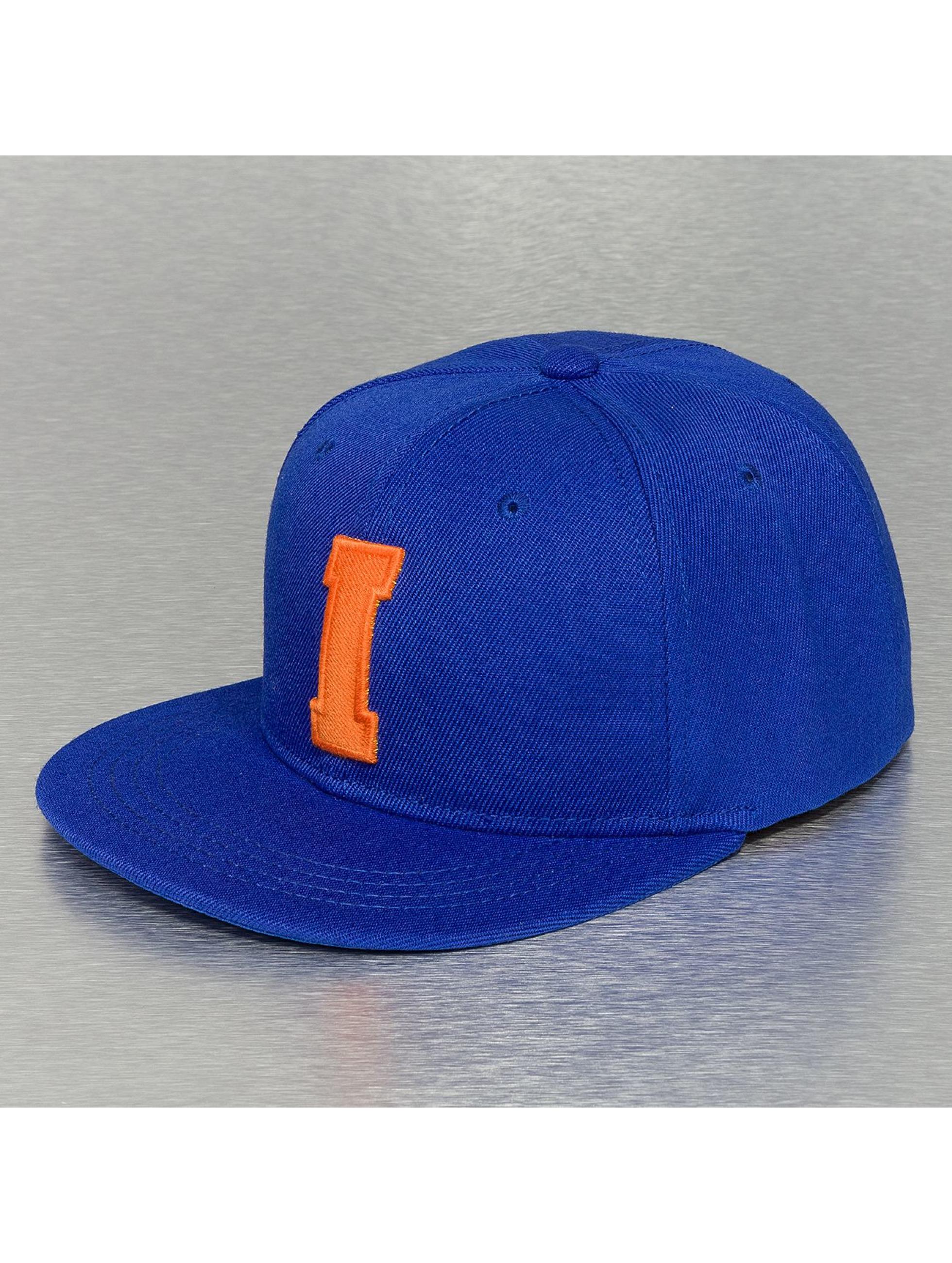 TrueSpin Snapback Caps I-ABC Edition sininen