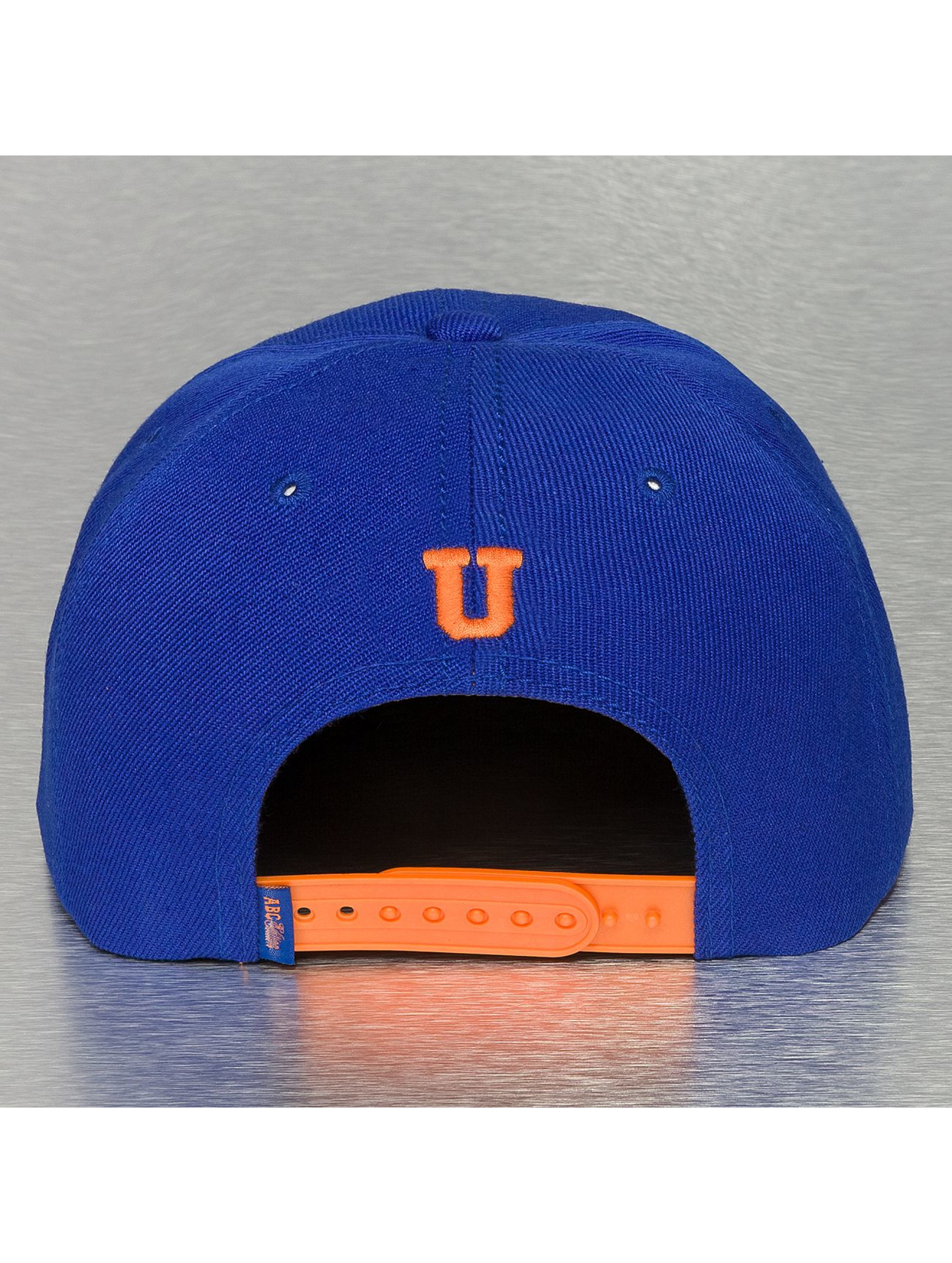 TrueSpin Snapback Caps U-ABC Edition sininen