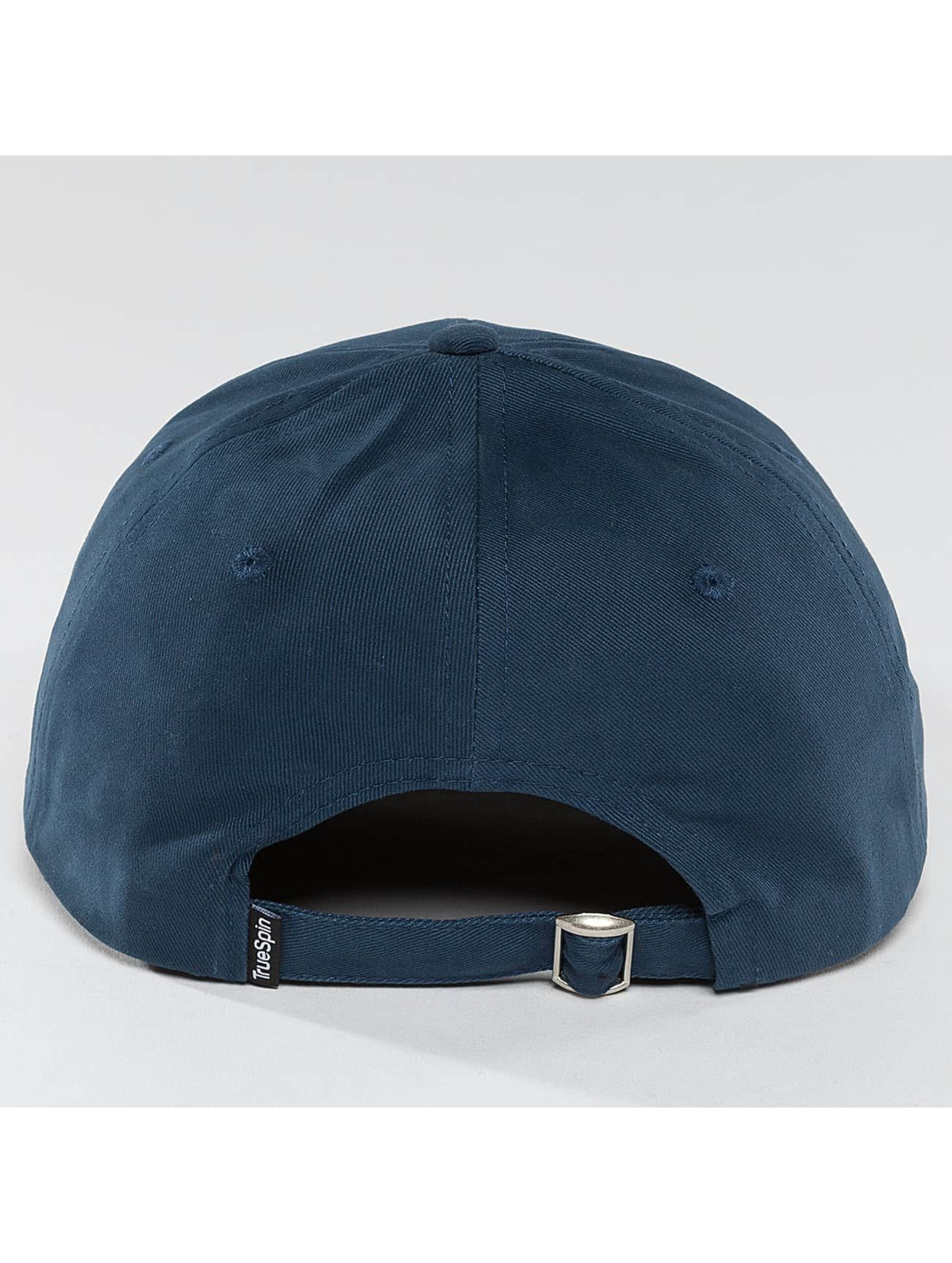 TrueSpin Snapback Caps Anker sininen