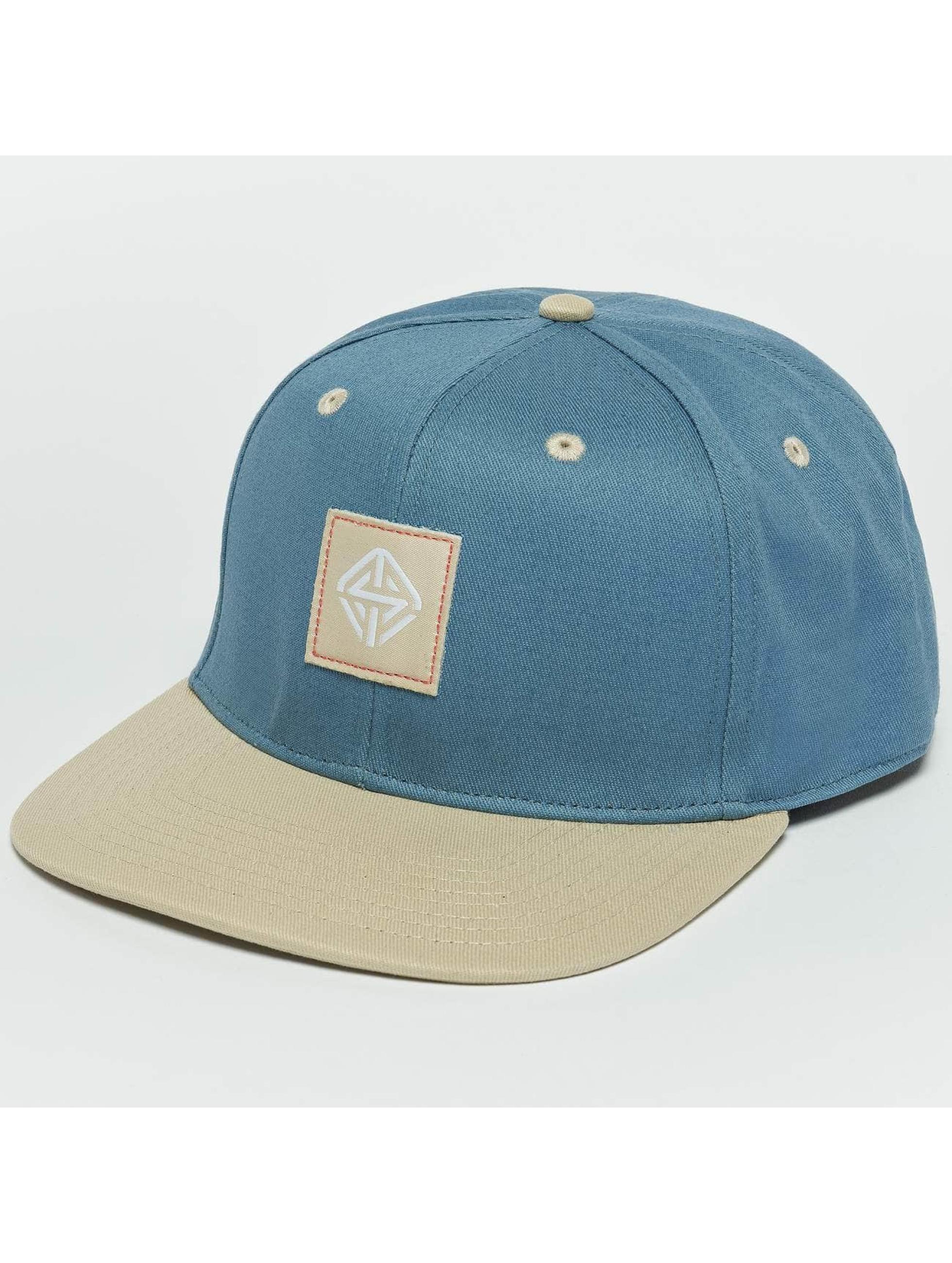 TrueSpin Snapback Caps Next Level sininen