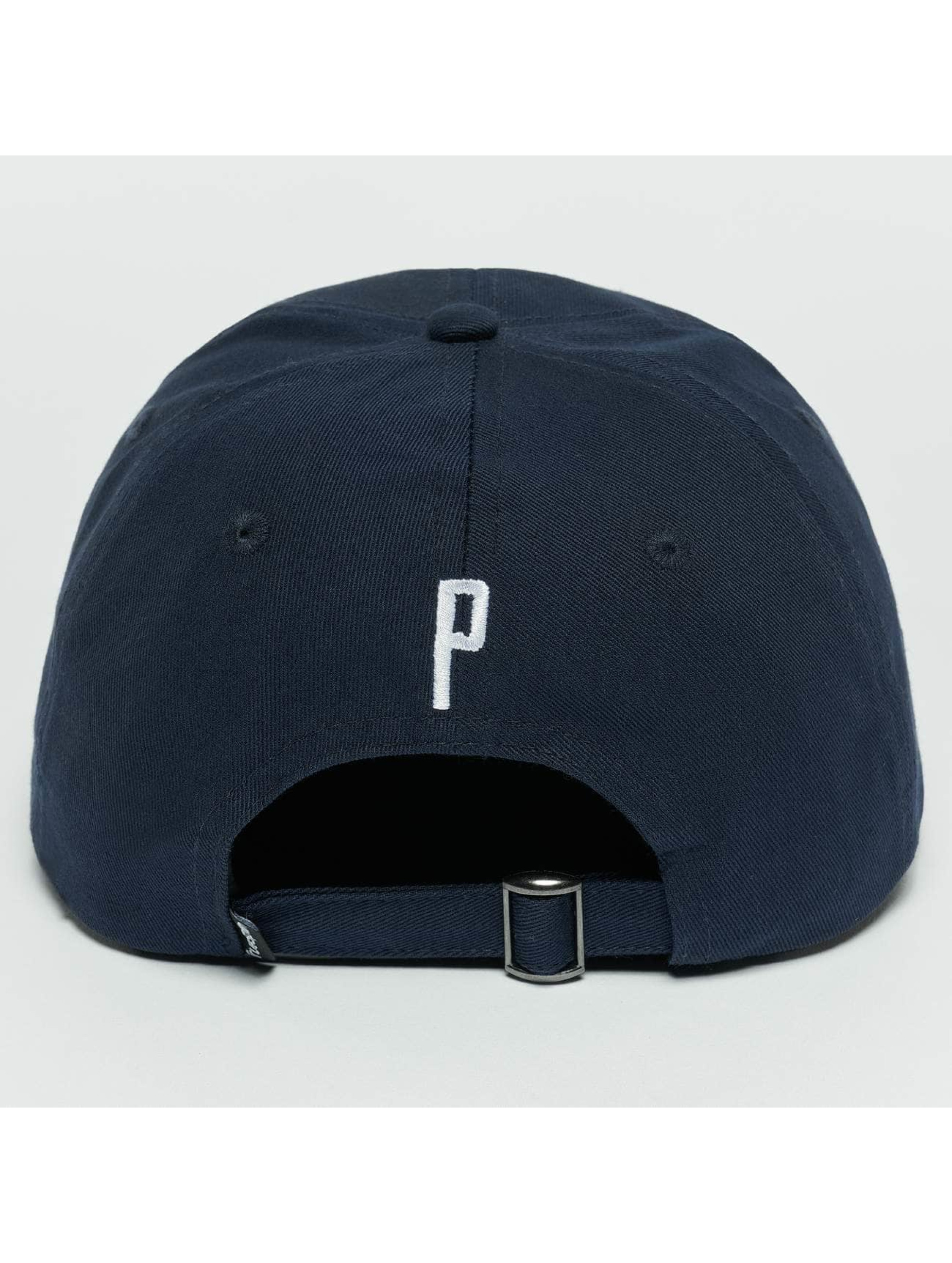 TrueSpin Snapback Caps ABC P sininen