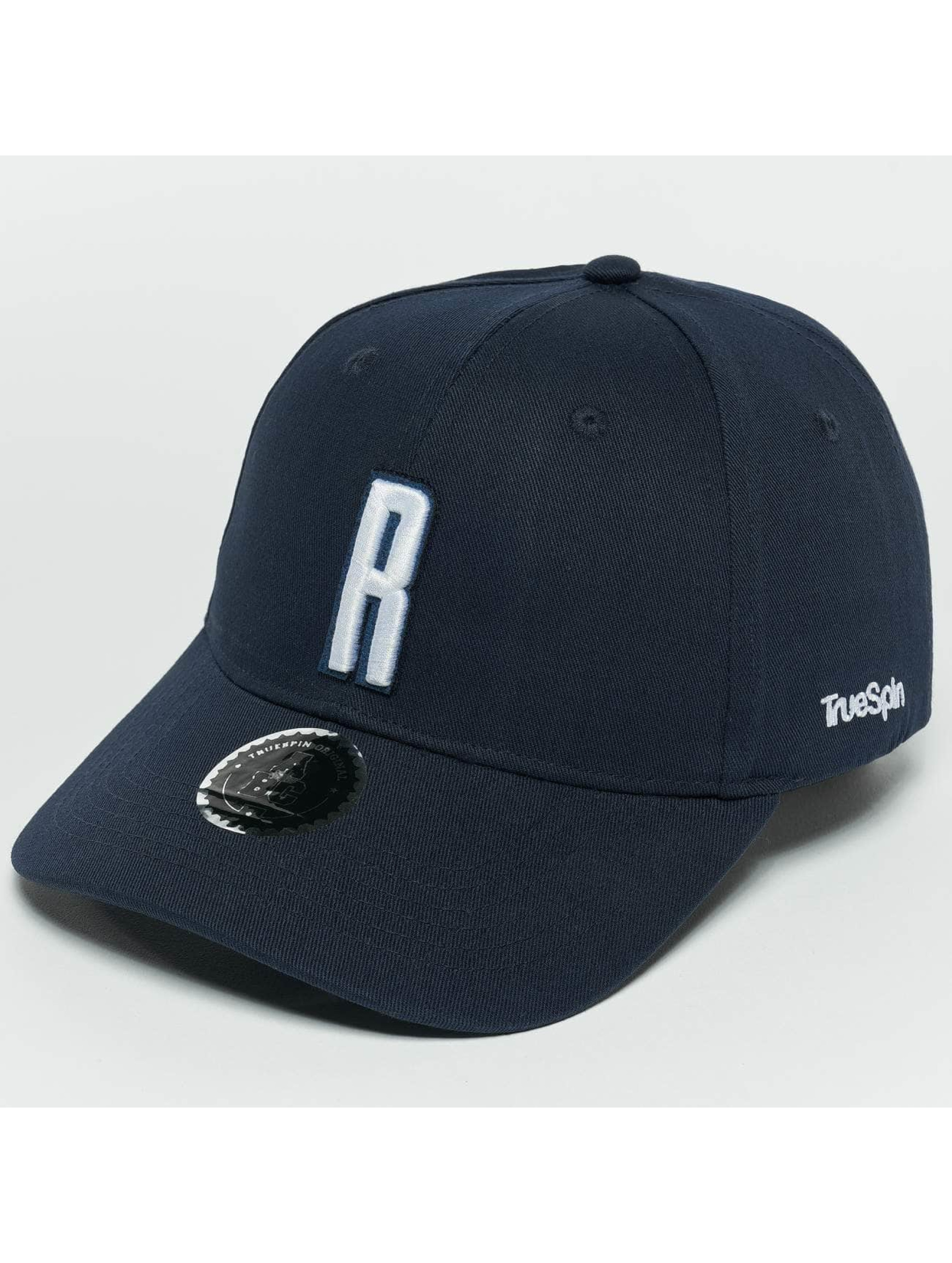 TrueSpin Snapback Caps ABC R sininen