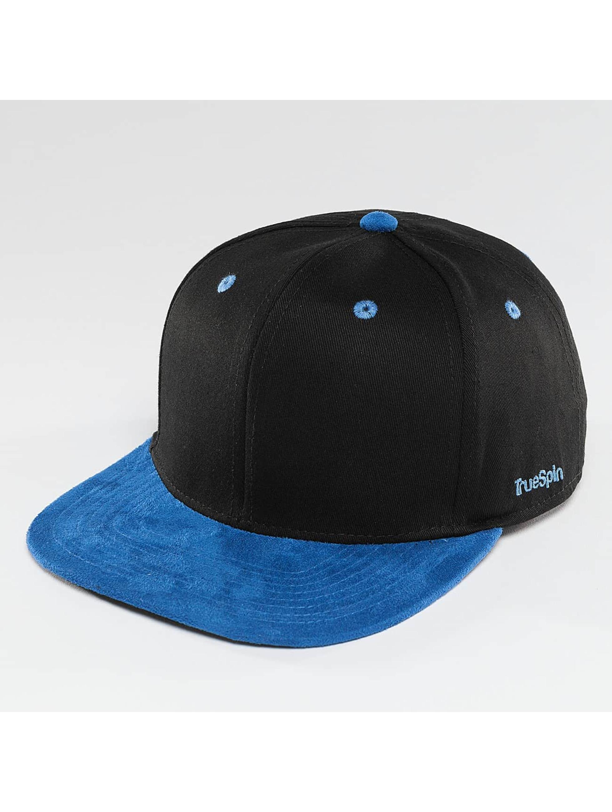 TrueSpin Snapback Caps 2 Tone svart