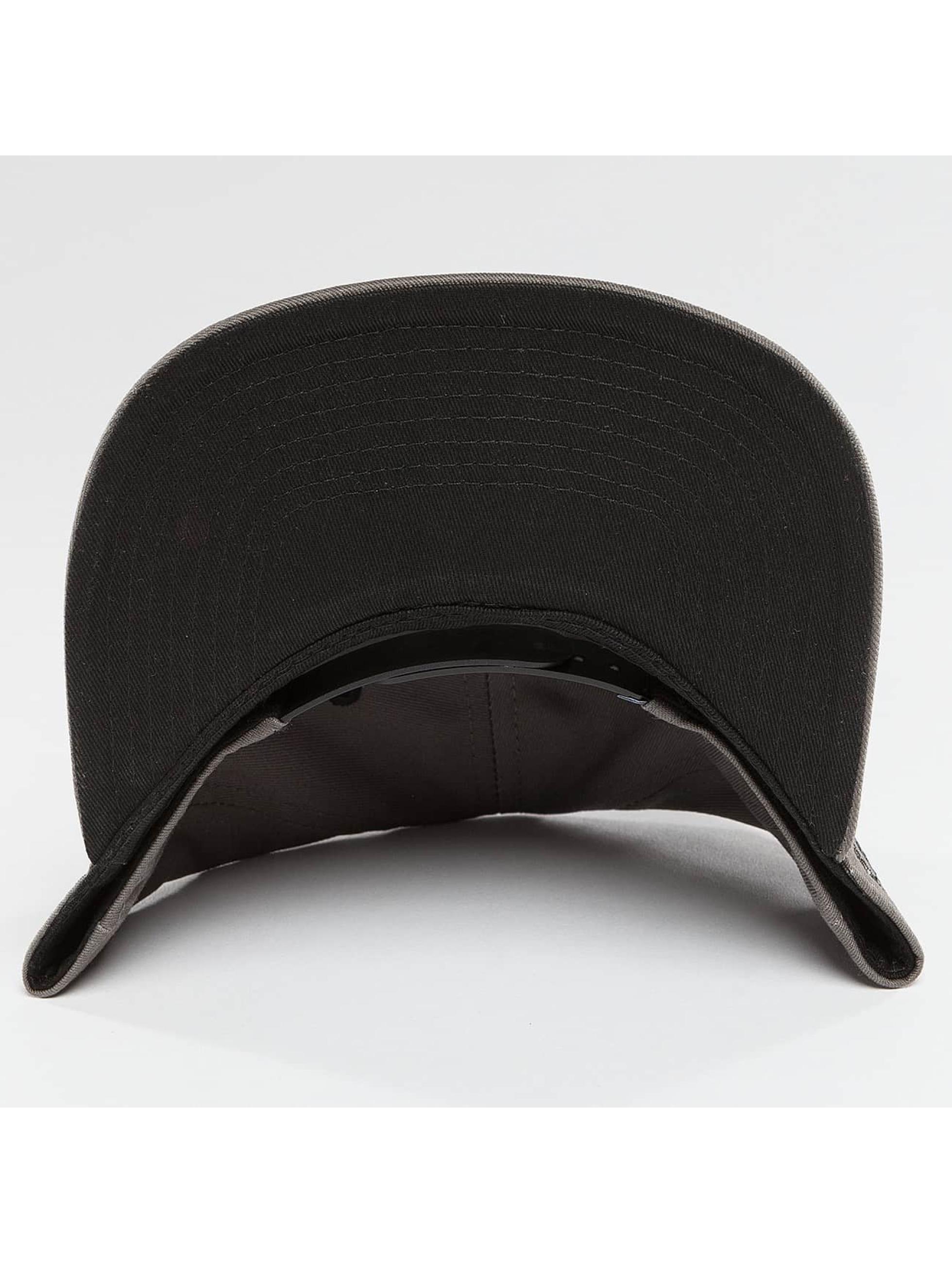 TrueSpin Snapback Caps Shorty SUP szary