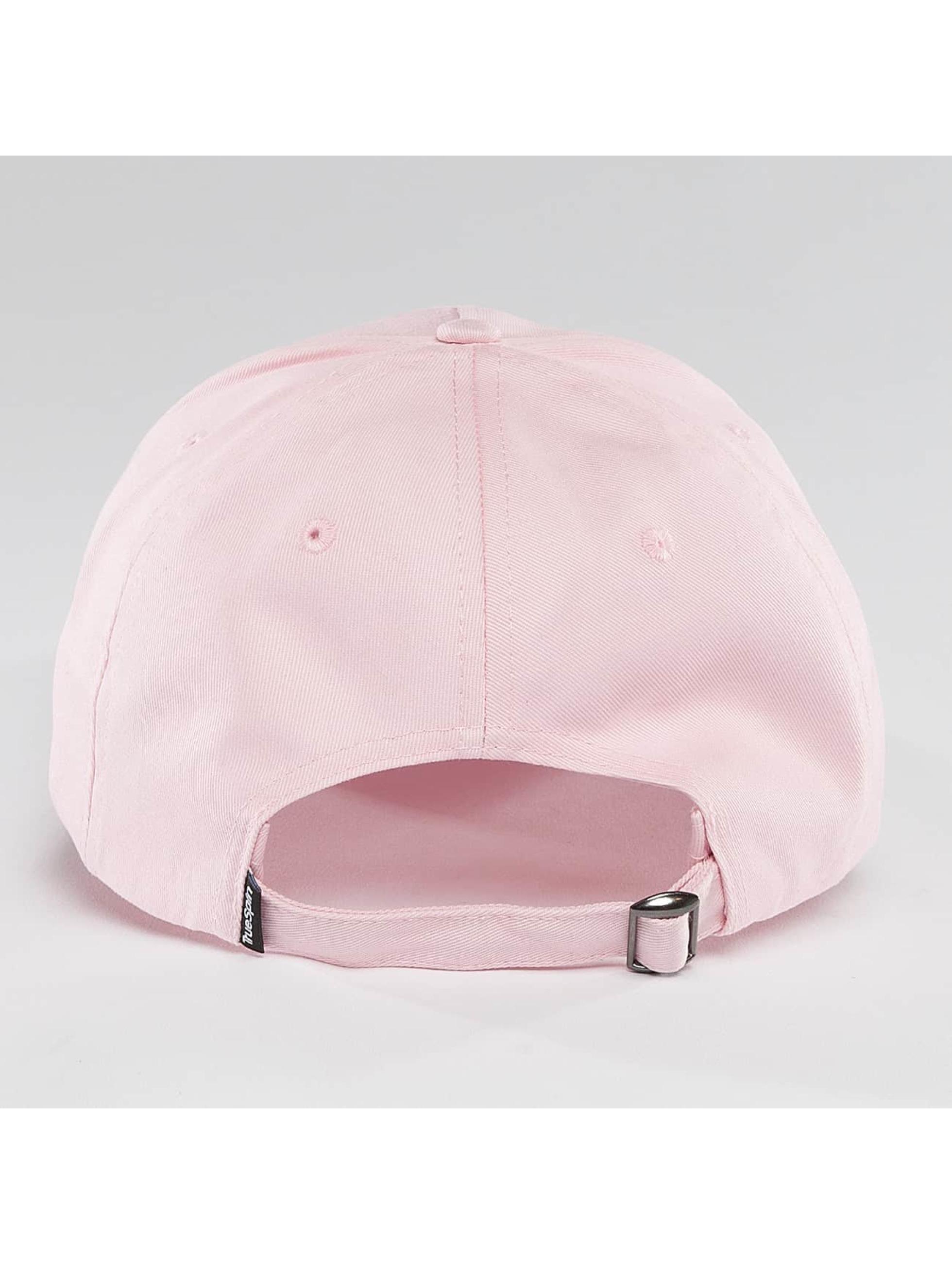 TrueSpin Snapback Caps Truely Small S vaaleanpunainen