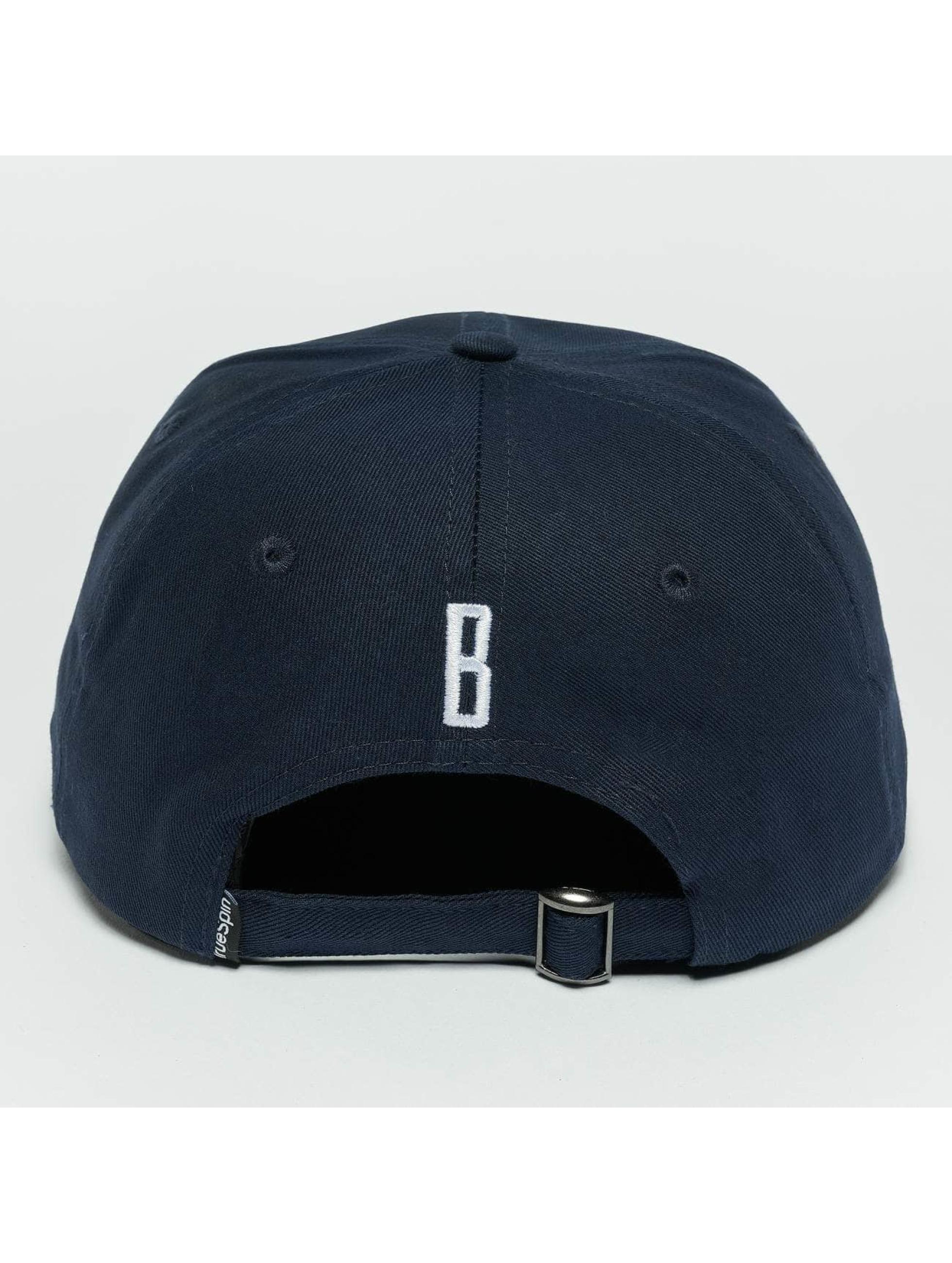 TrueSpin Snapbackkeps ABC B blå