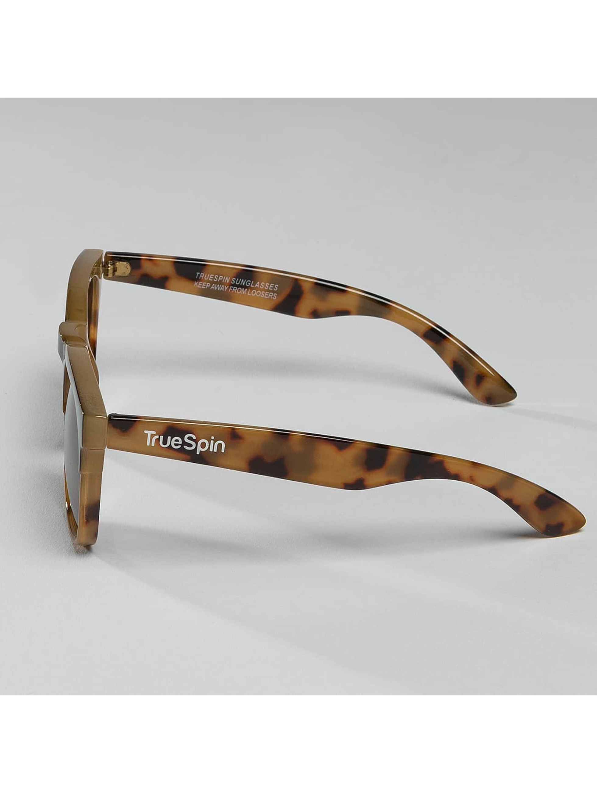 TrueSpin Sonnenbrille Caramel schwarz
