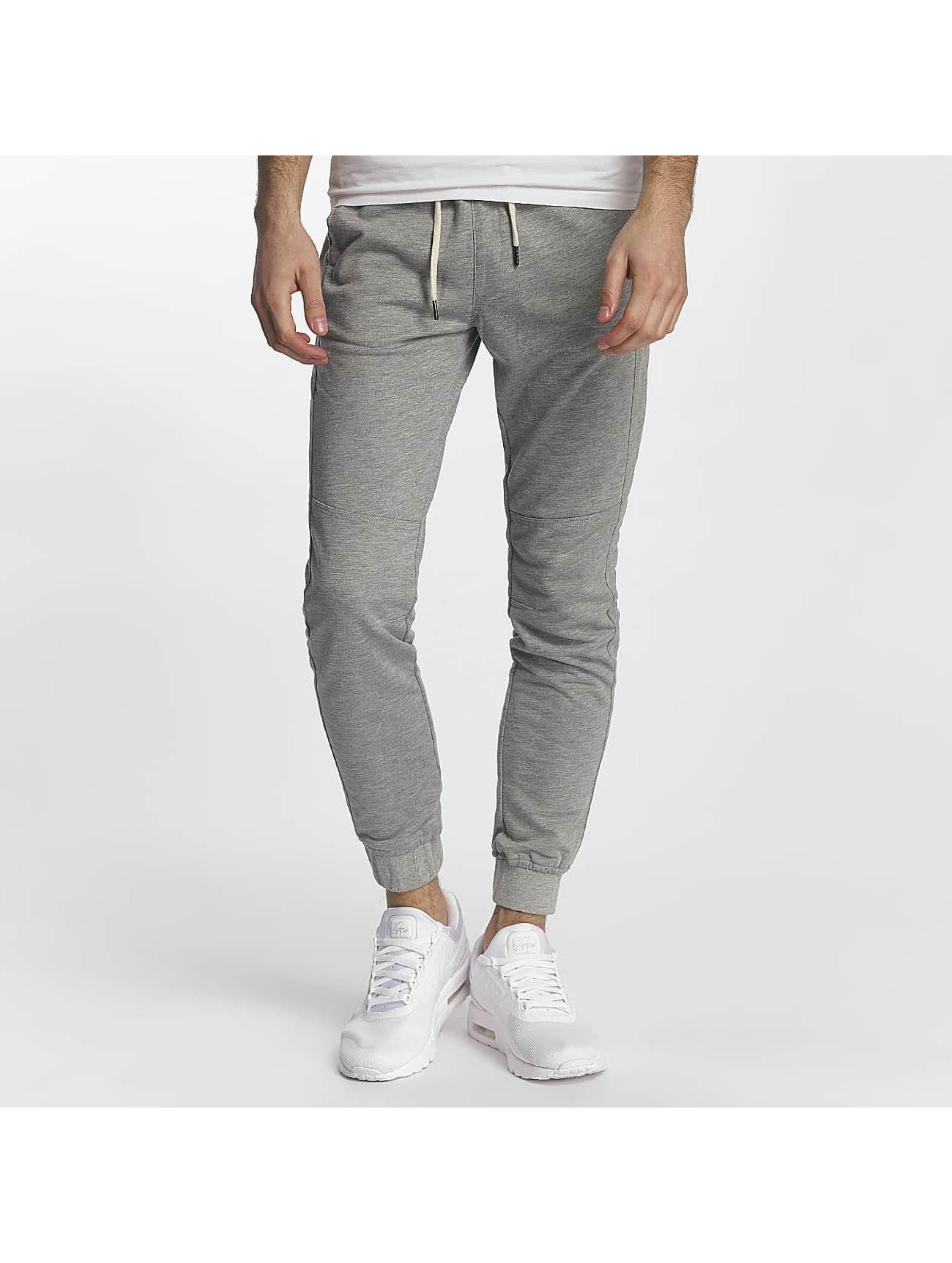 TrueSpin Spodnie do joggingu TS Jogger szary