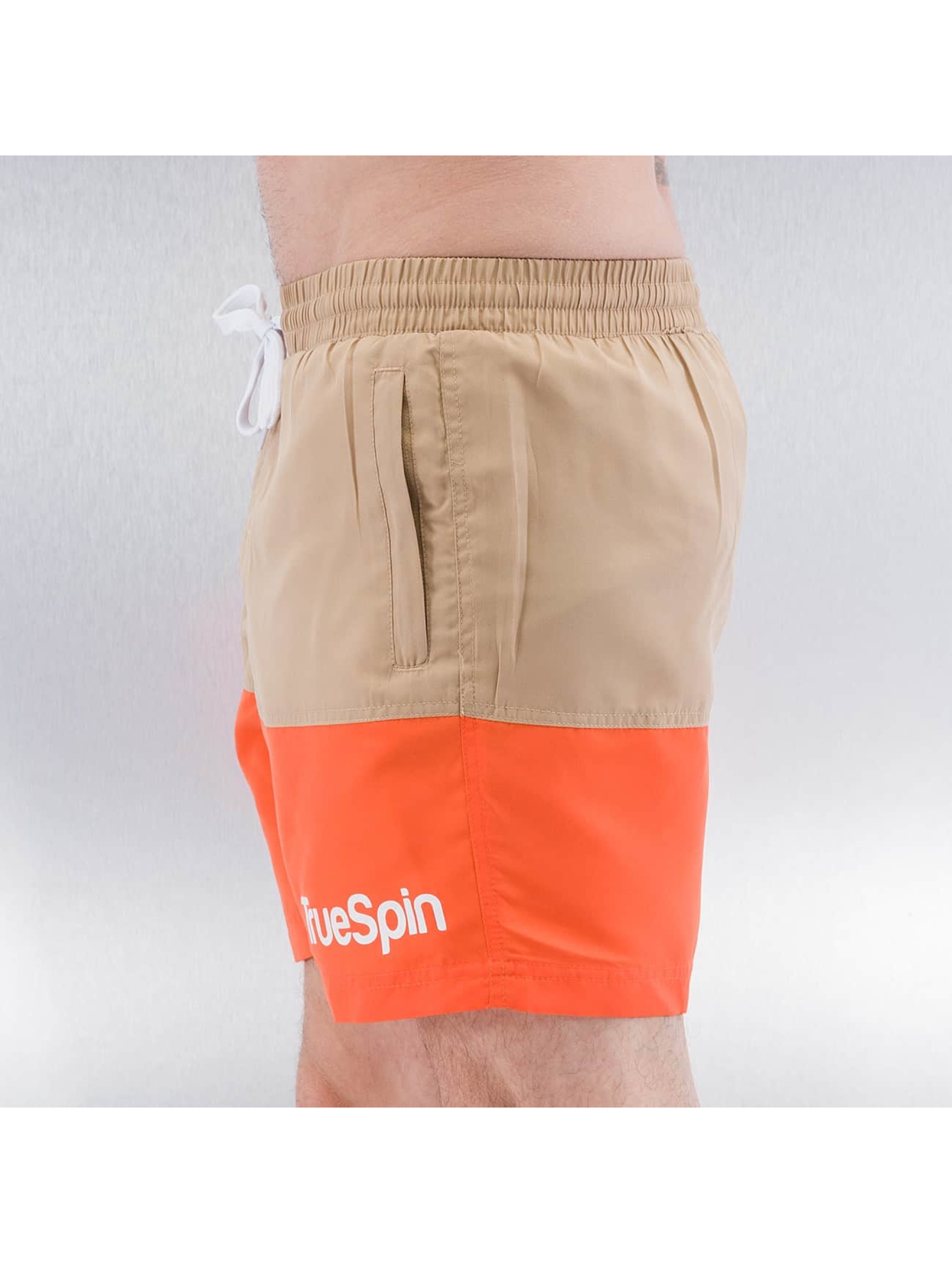 TrueSpin Swim shorts Swimming brown