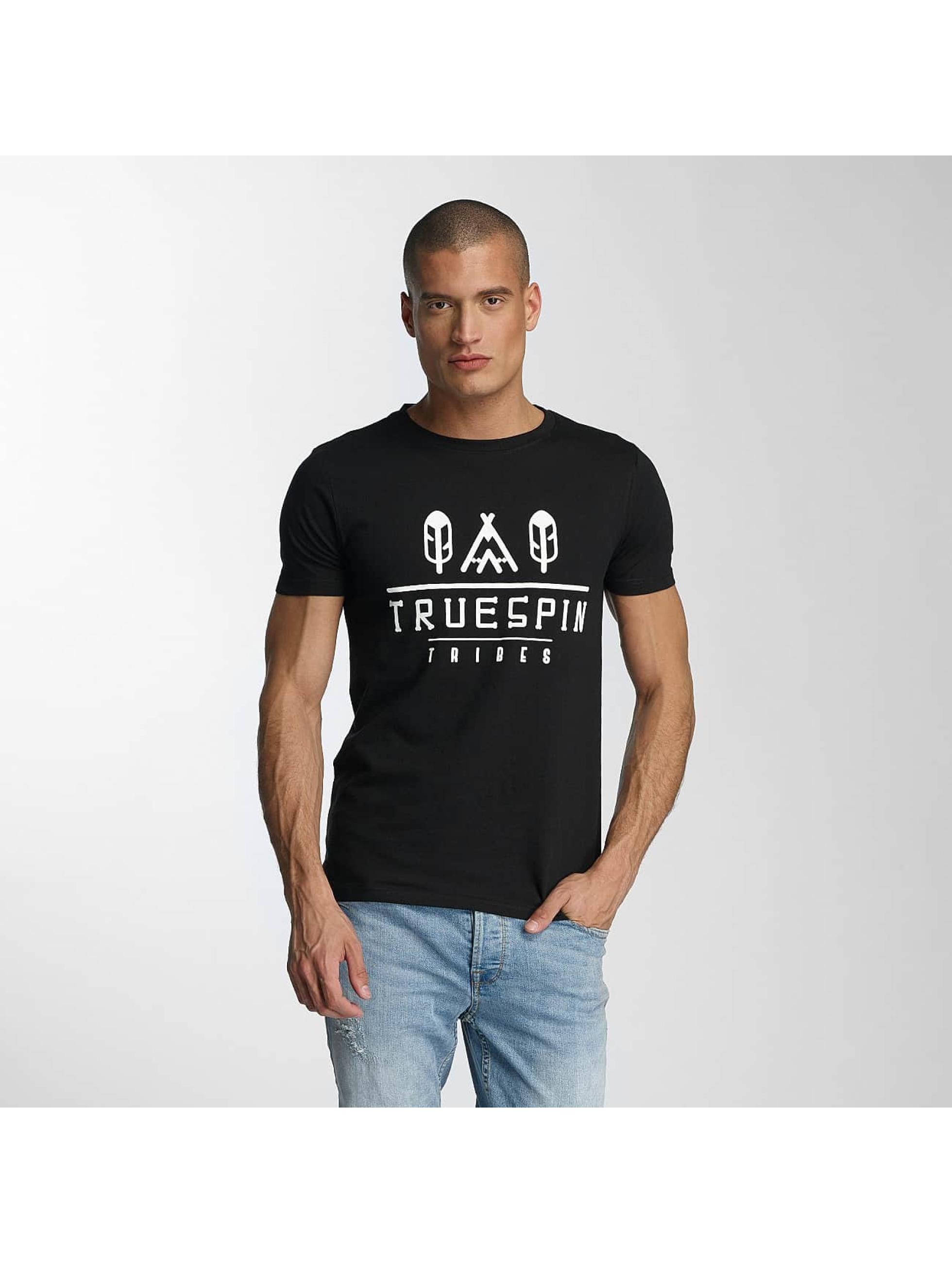 TrueSpin T-Shirt 8 black