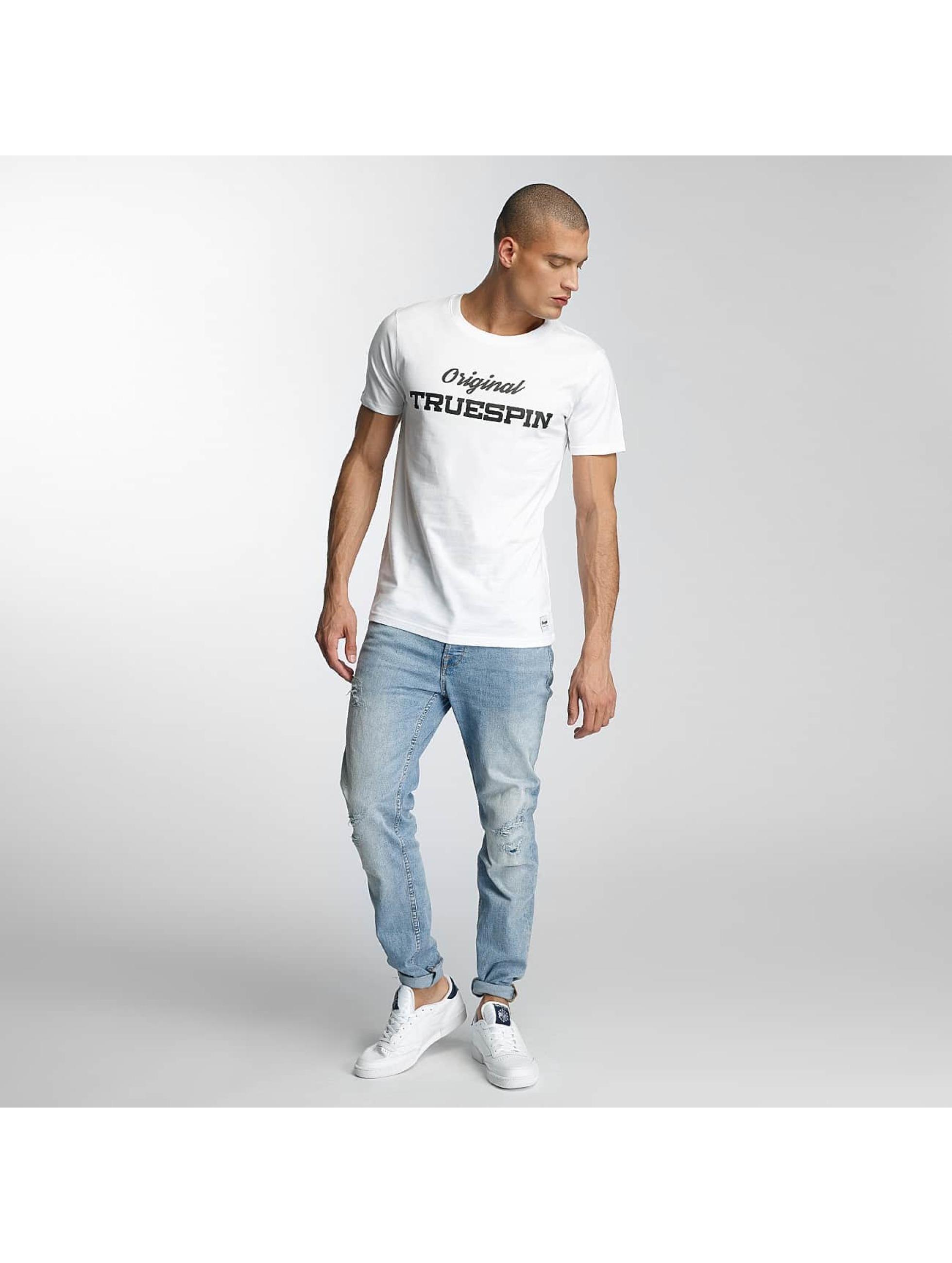 TrueSpin T-Shirt 3 blanc
