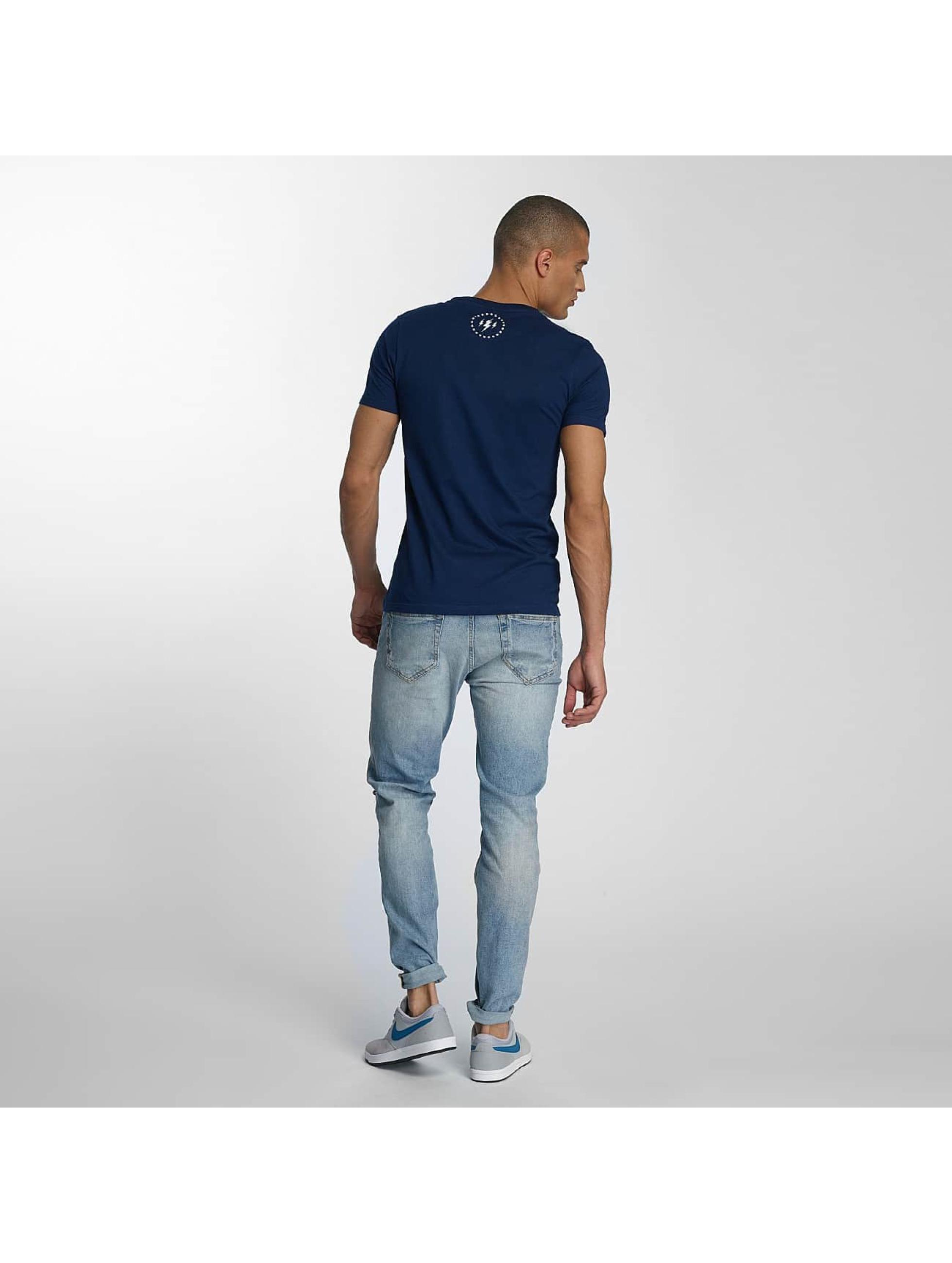 TrueSpin T-Shirt 2 bleu