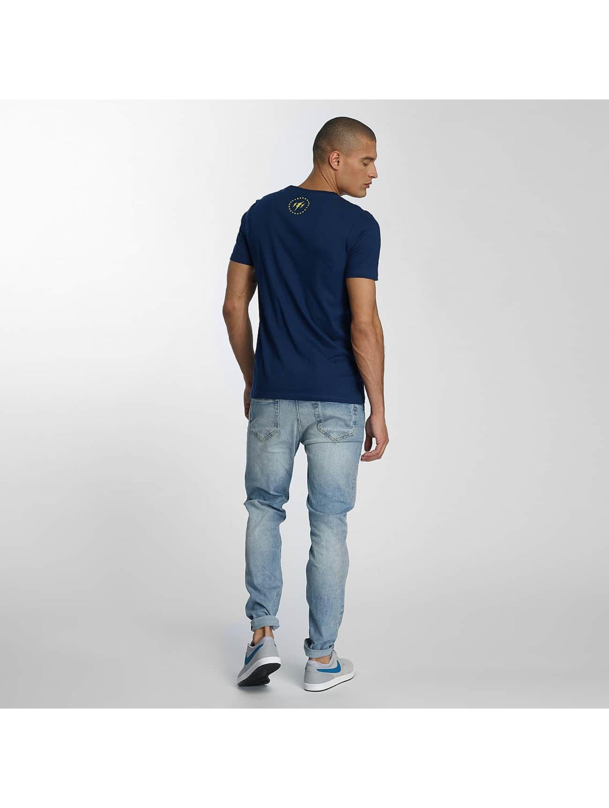 TrueSpin T-Shirt 6 bleu