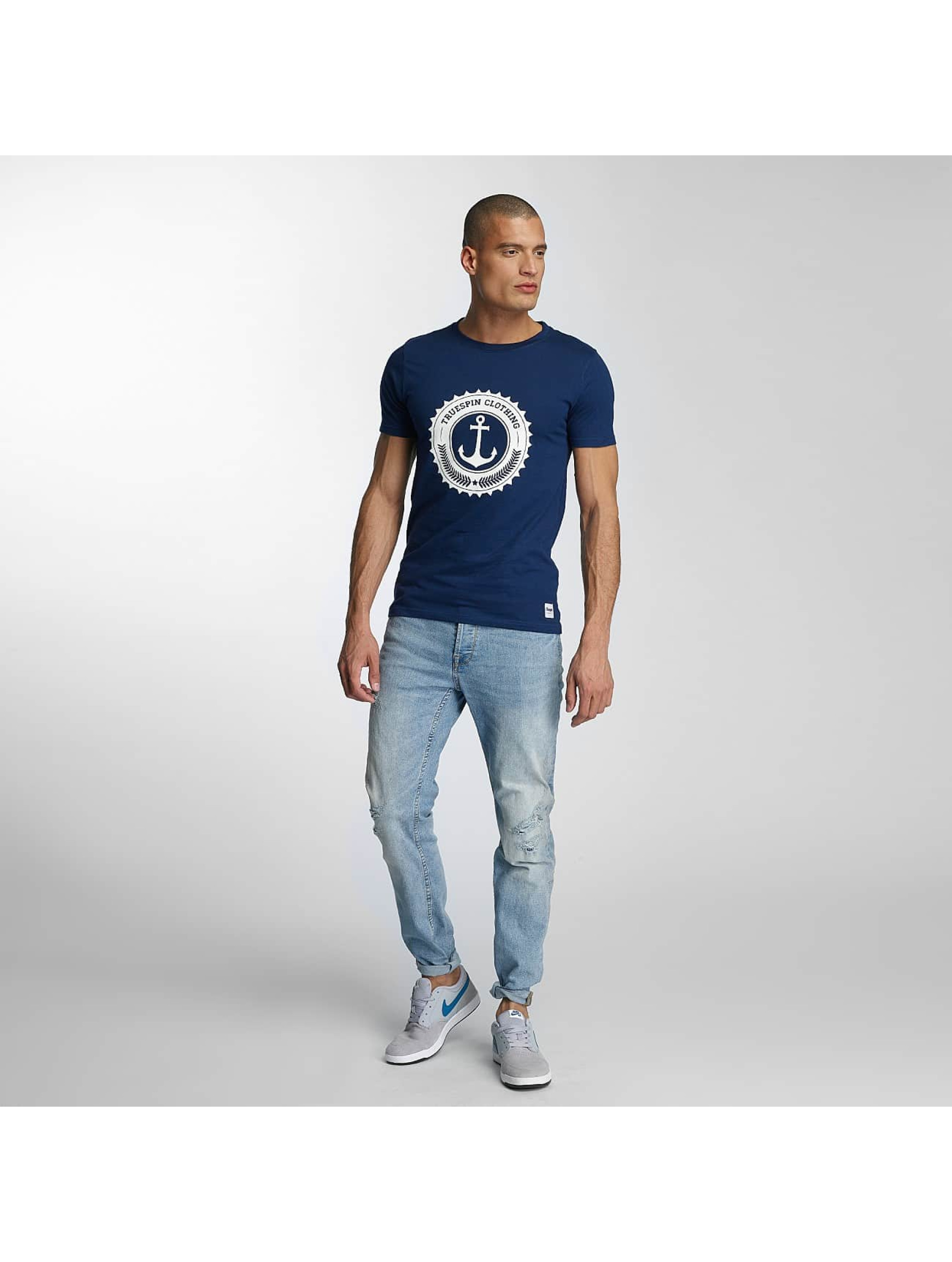 TrueSpin T-Shirt 2 blue