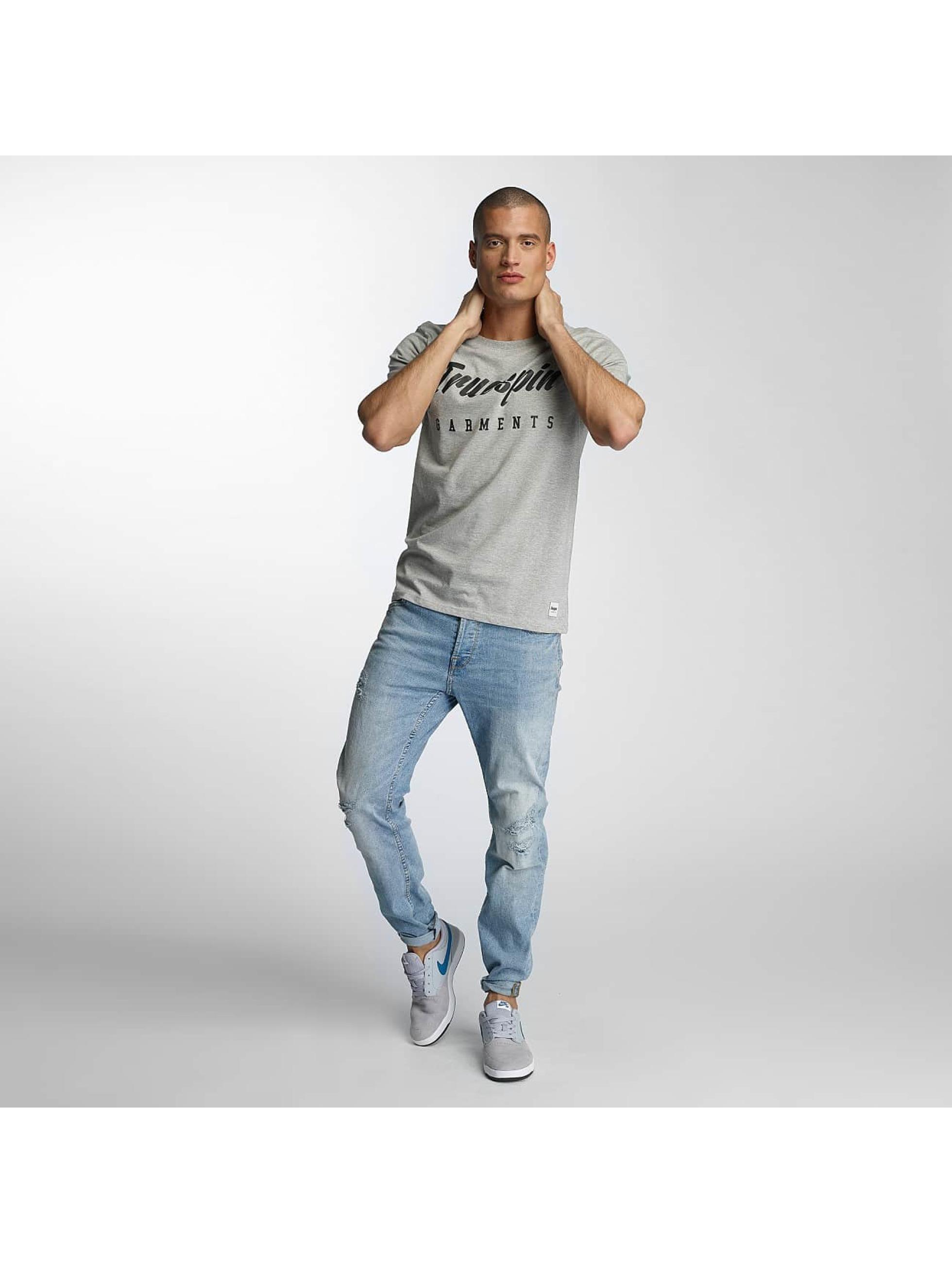 TrueSpin T-Shirt 7 grau