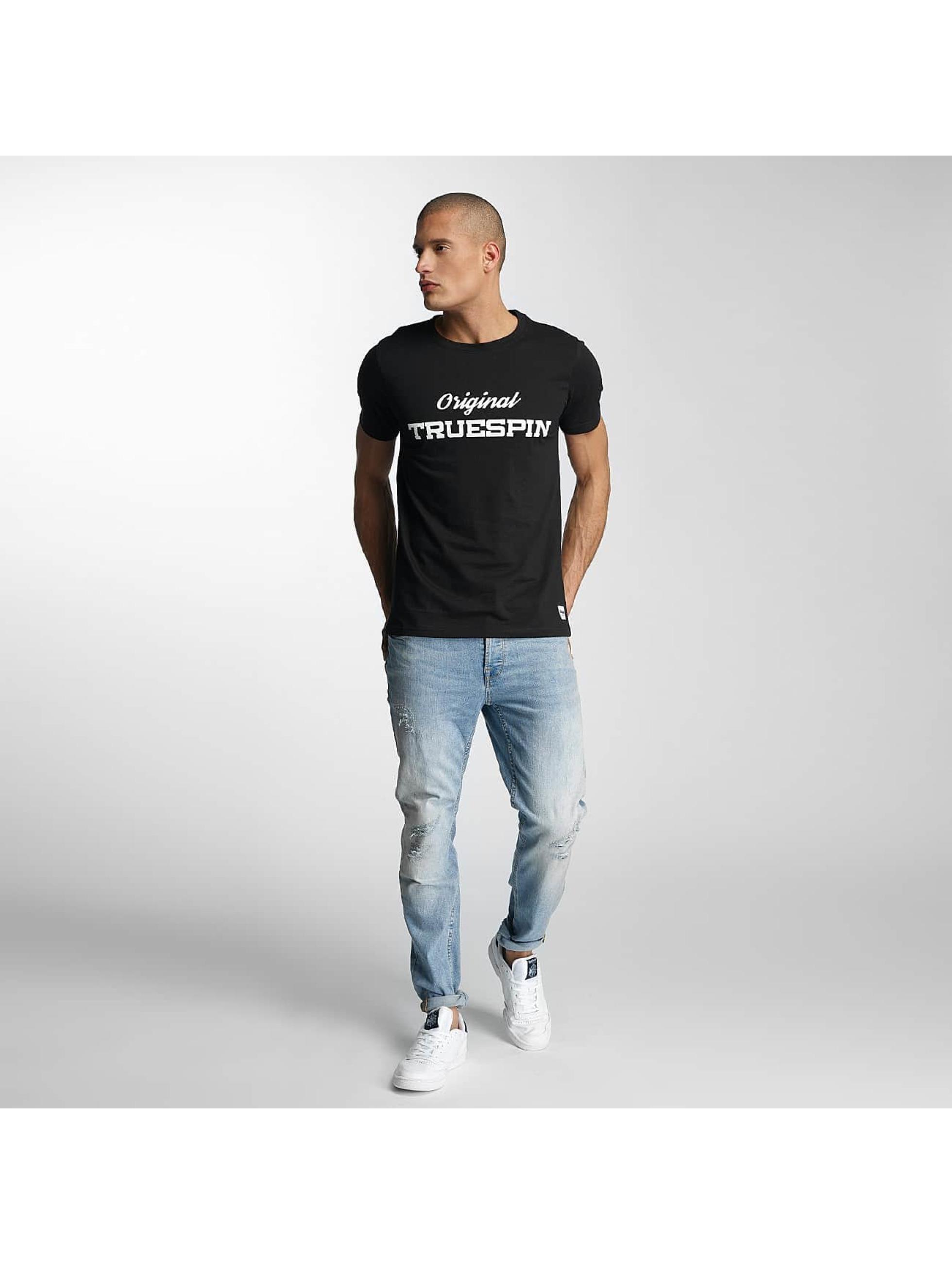 TrueSpin T-shirt 3 nero