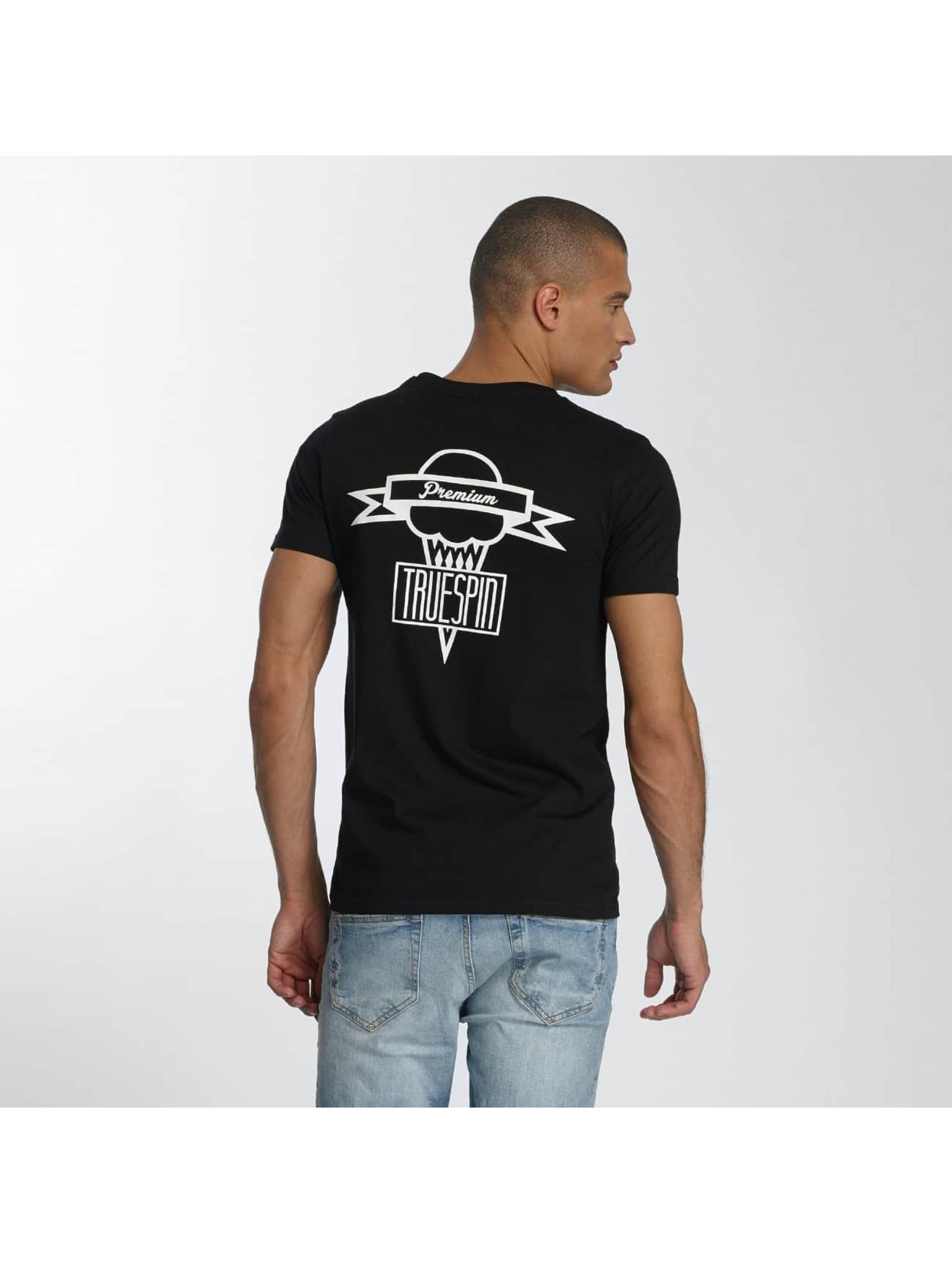 TrueSpin T-shirt 4 nero