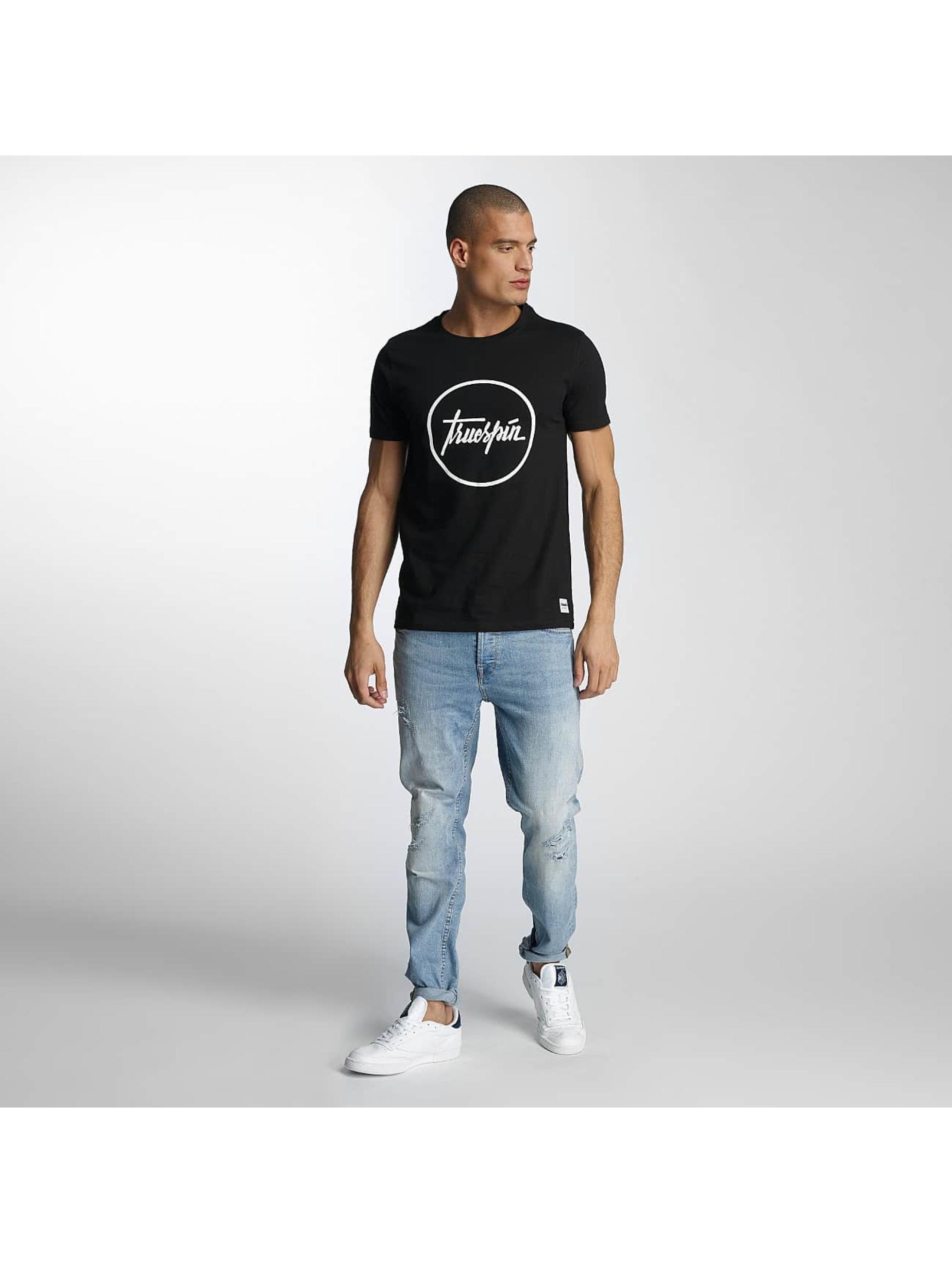 TrueSpin T-shirt 5 nero