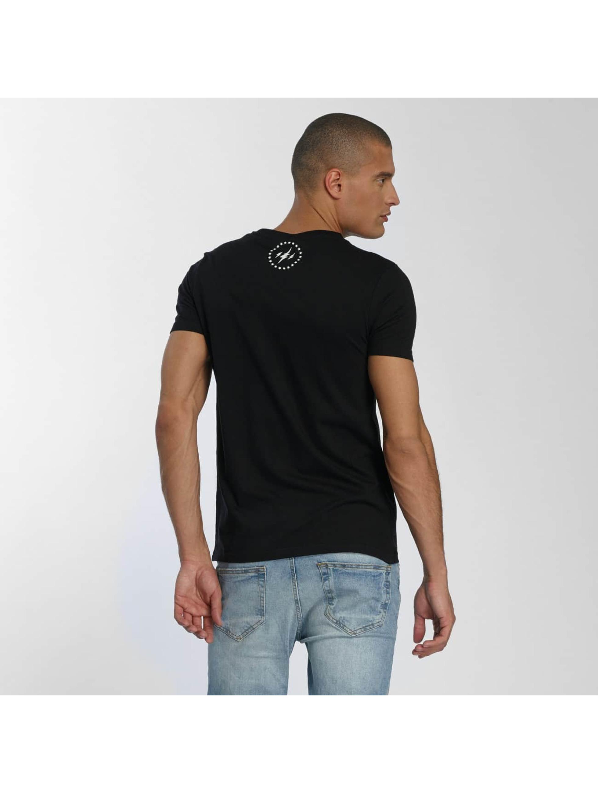TrueSpin T-Shirt 8 schwarz