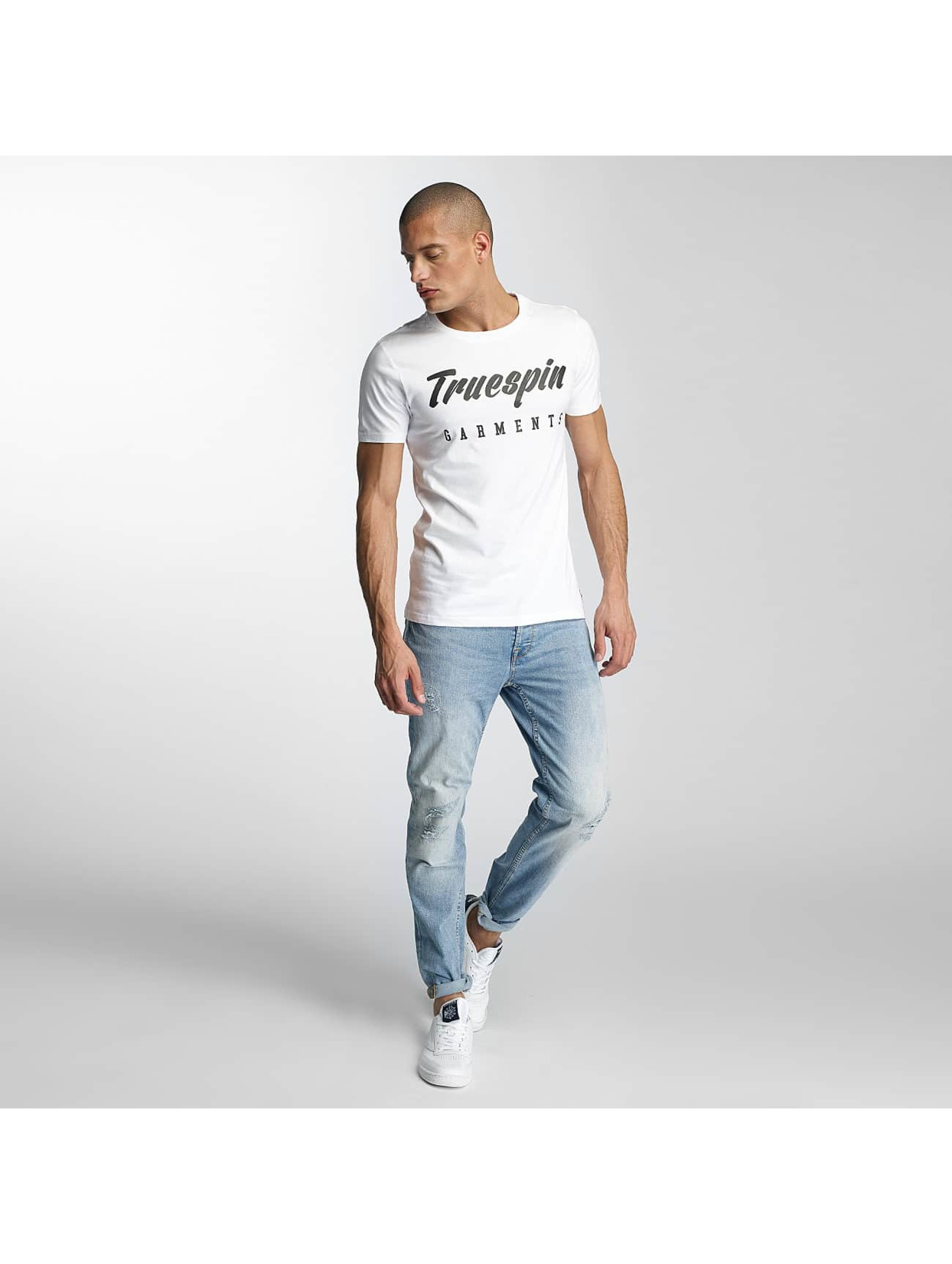 TrueSpin t-shirt 7 wit