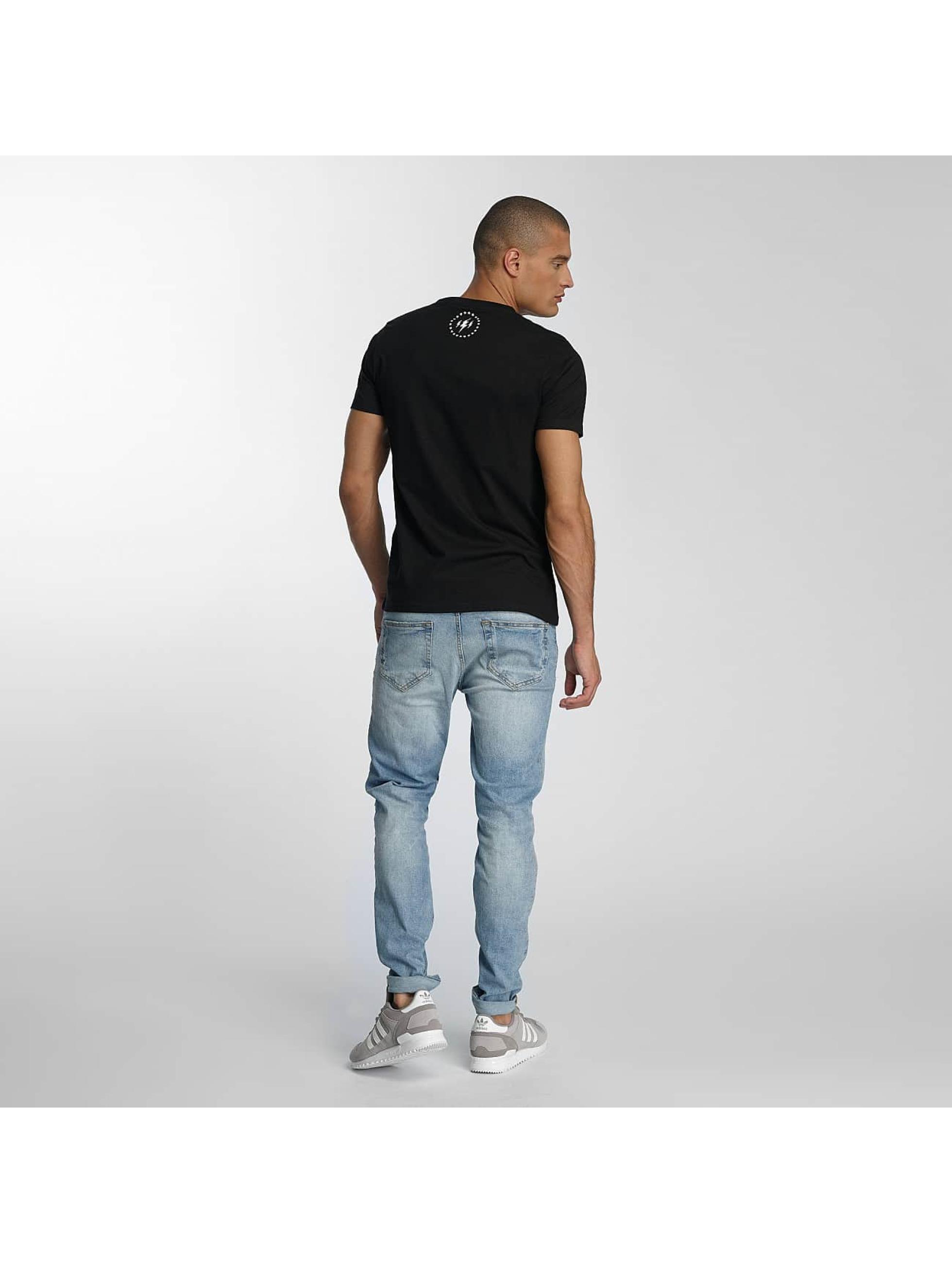 TrueSpin t-shirt 6 zwart