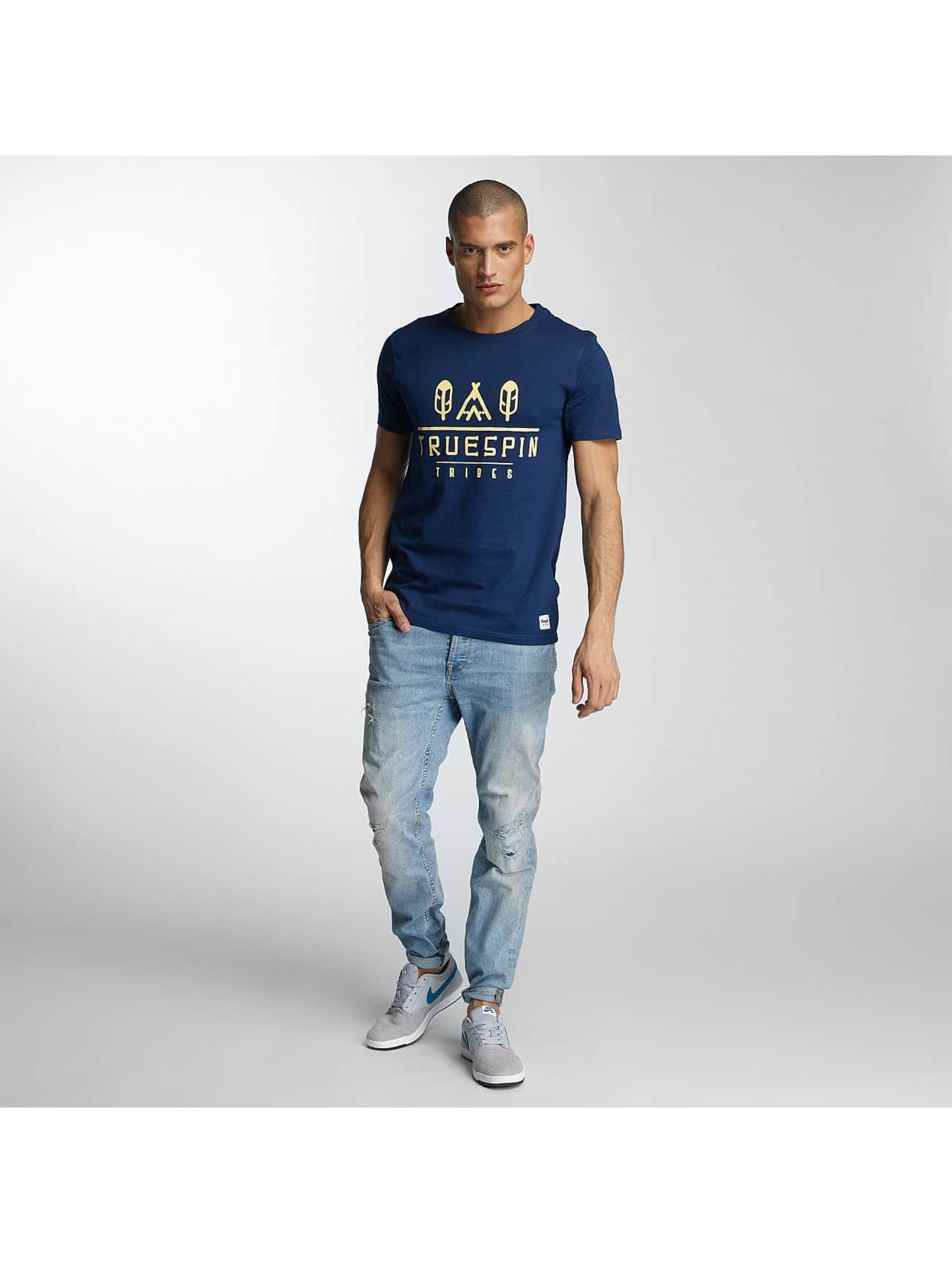 TrueSpin T-shirts 8 blå