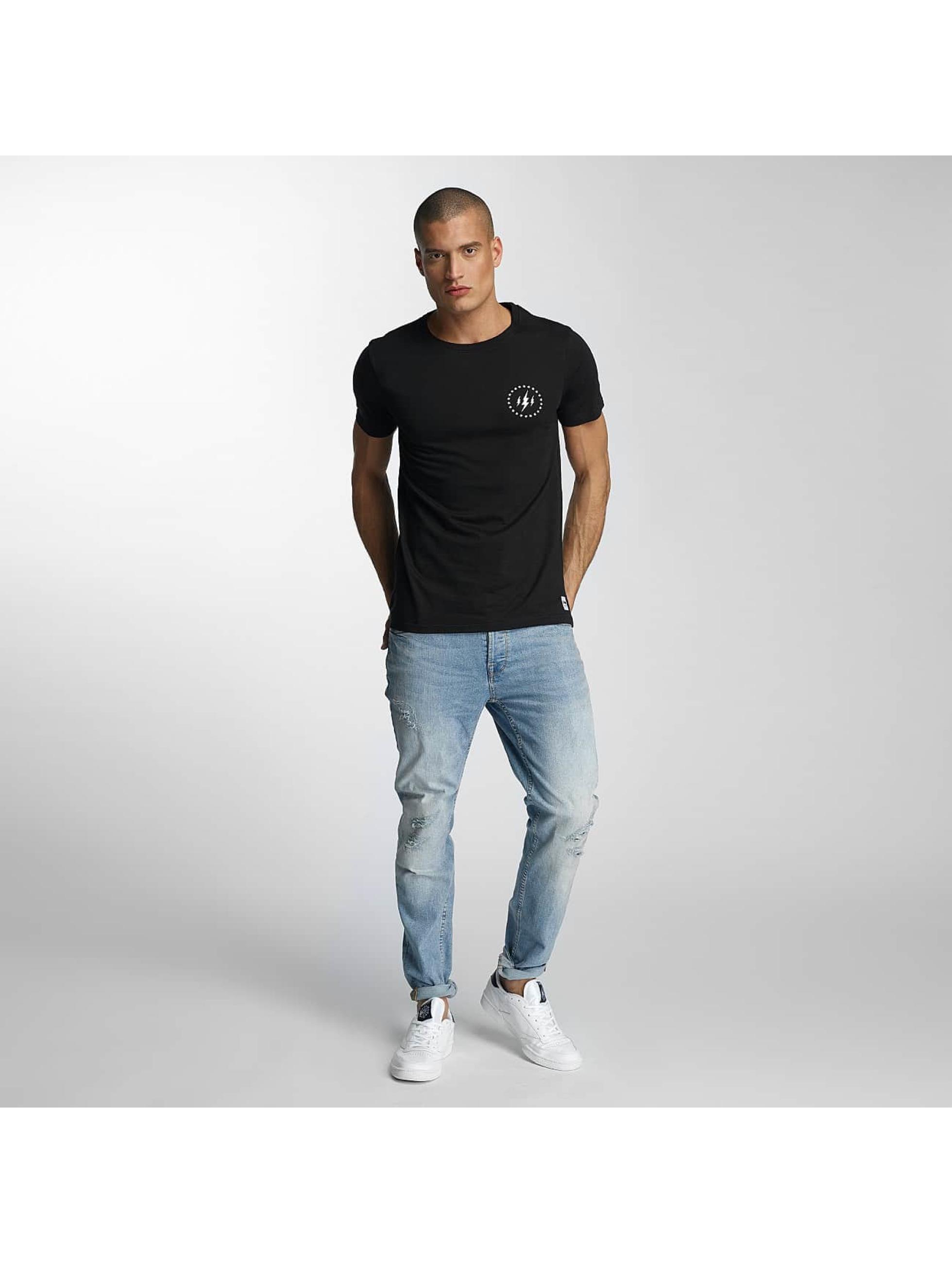 TrueSpin T-Shirty 4 czarny