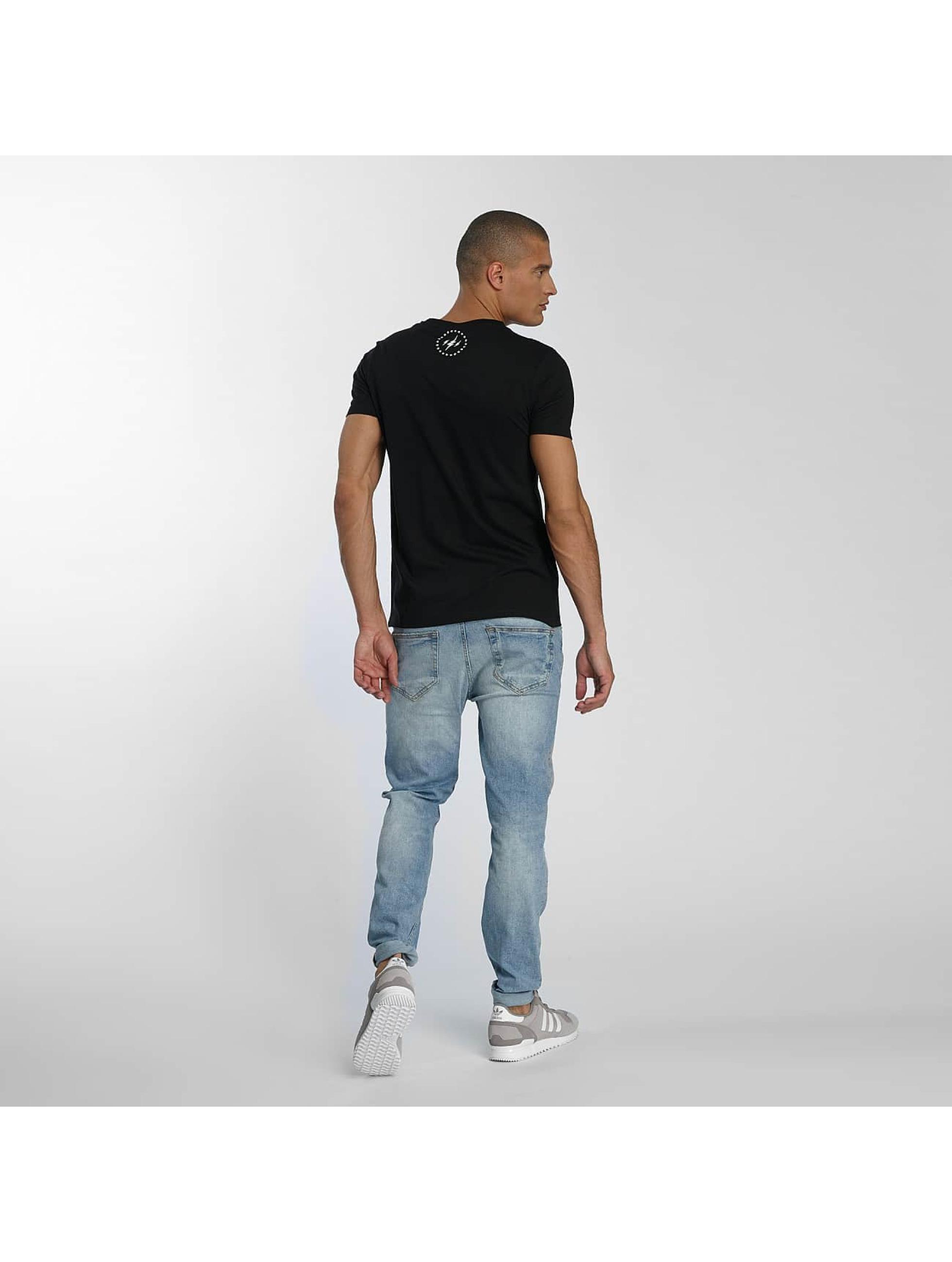 TrueSpin T-Shirty 8 czarny