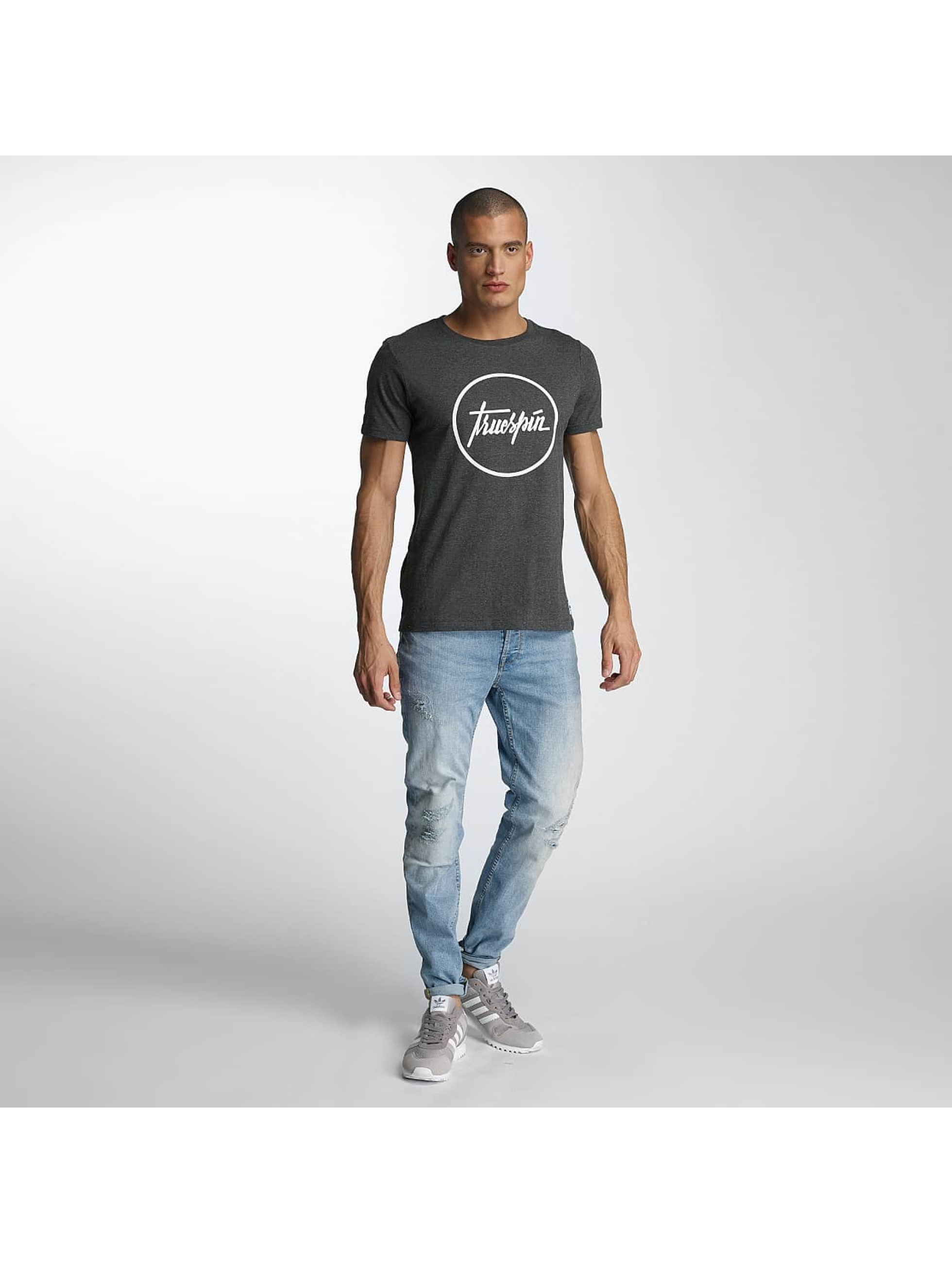 TrueSpin T-Shirty 5 szary