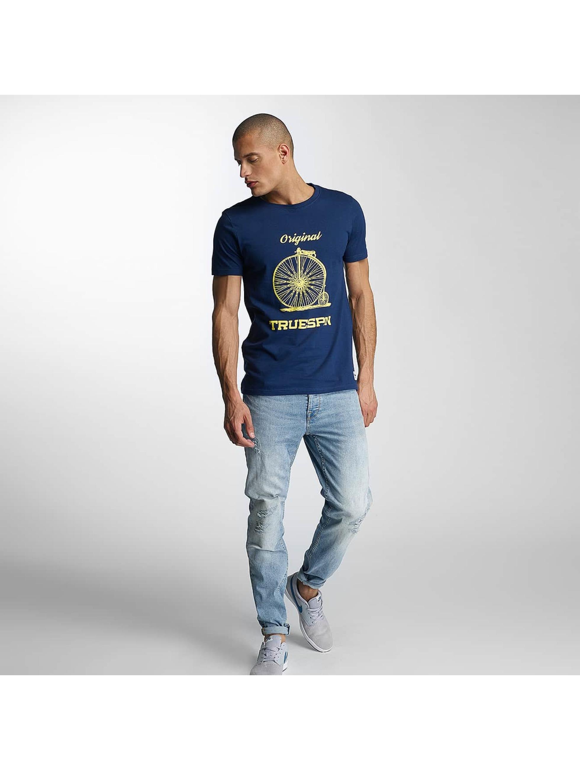 TrueSpin T-skjorter 6 blå