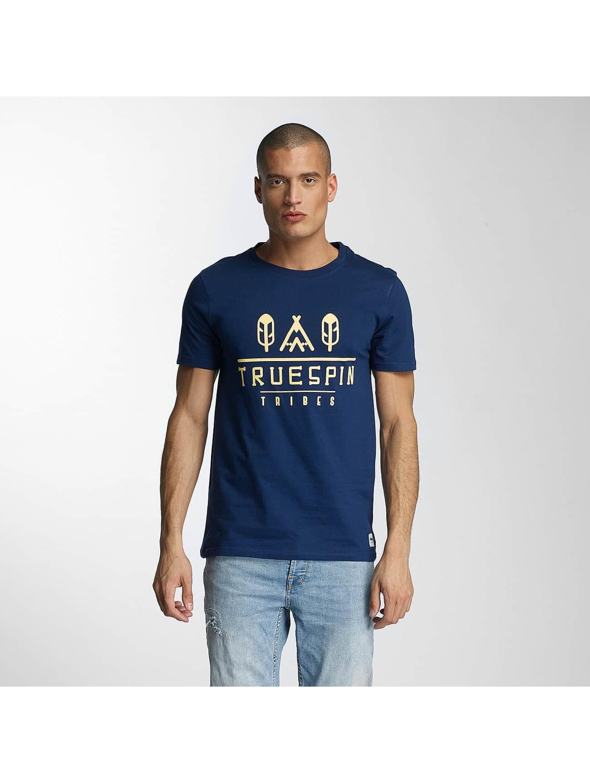 TrueSpin T-skjorter 8 blå