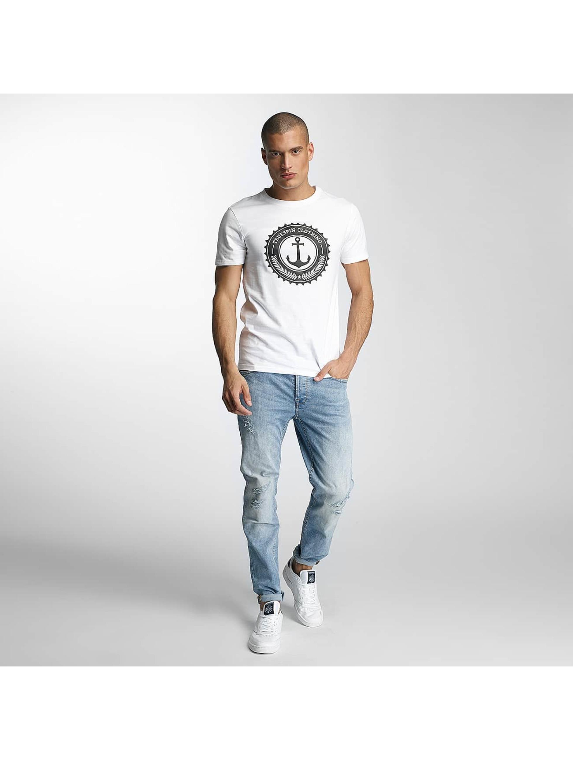 TrueSpin T-skjorter 2 hvit