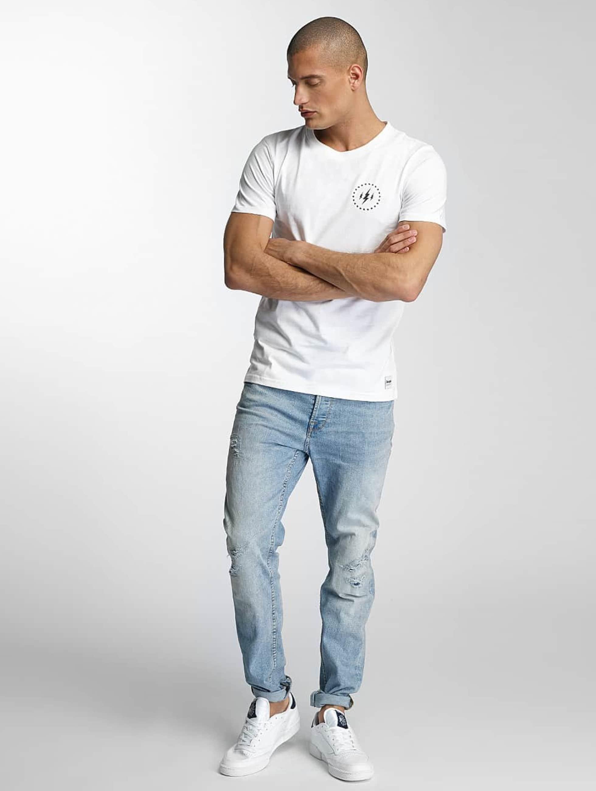 TrueSpin T-skjorter 4 hvit