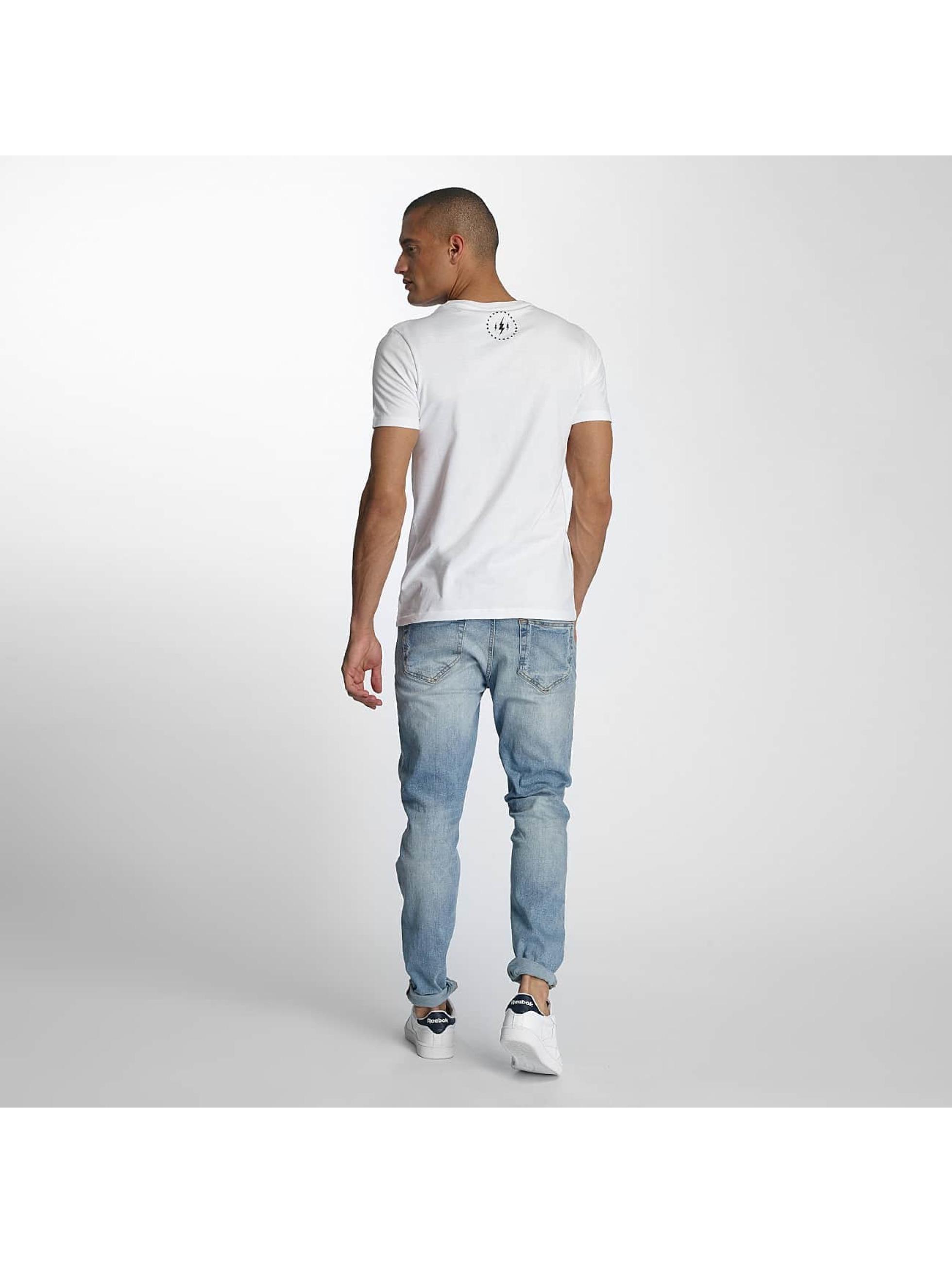 TrueSpin T-skjorter 7 hvit