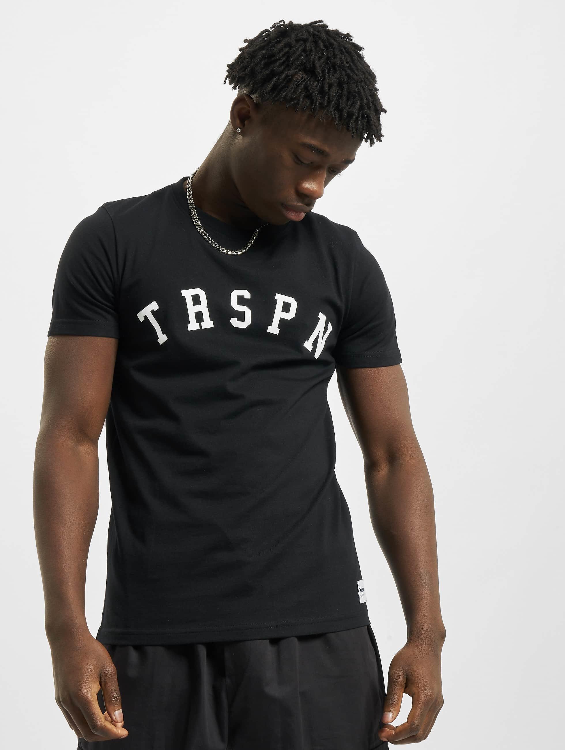 TrueSpin T-skjorter 1 svart