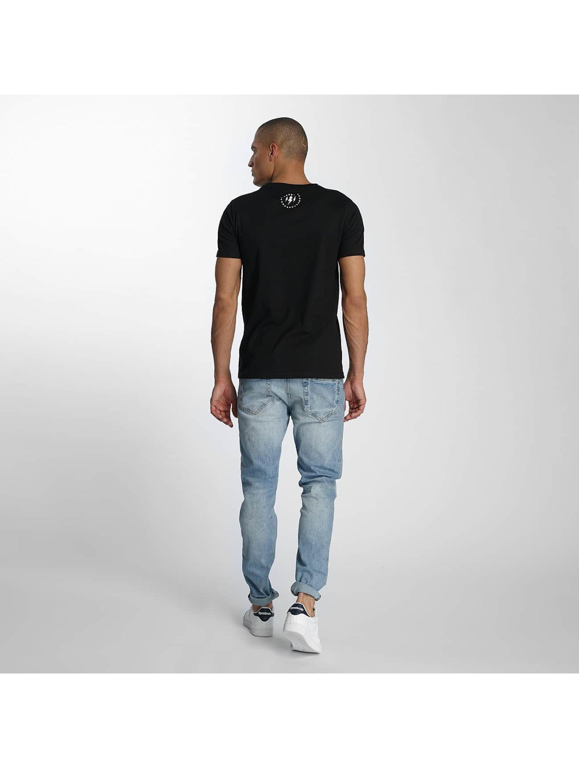 TrueSpin T-skjorter 3 svart