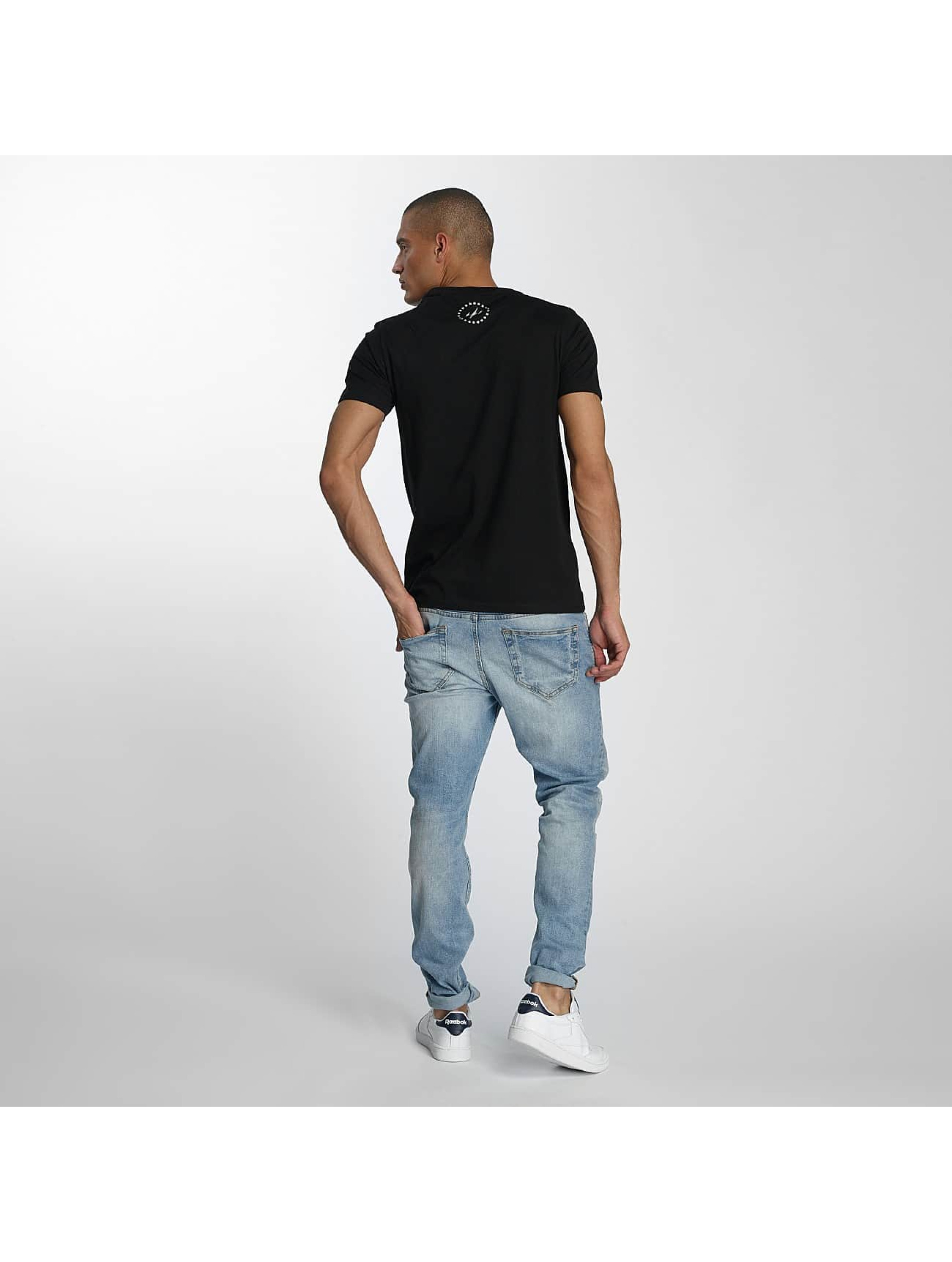 TrueSpin T-skjorter 5 svart