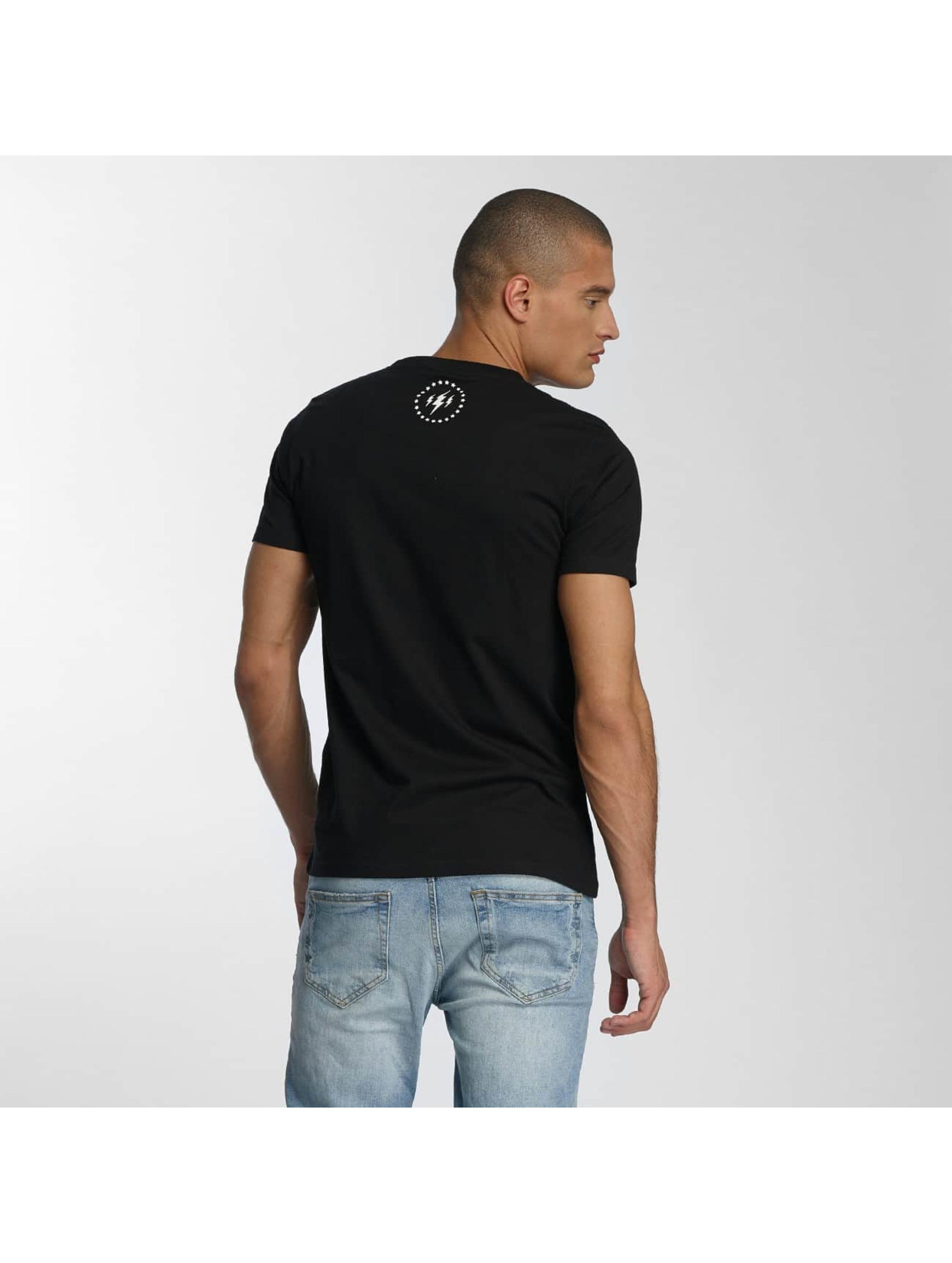 TrueSpin T-skjorter 6 svart