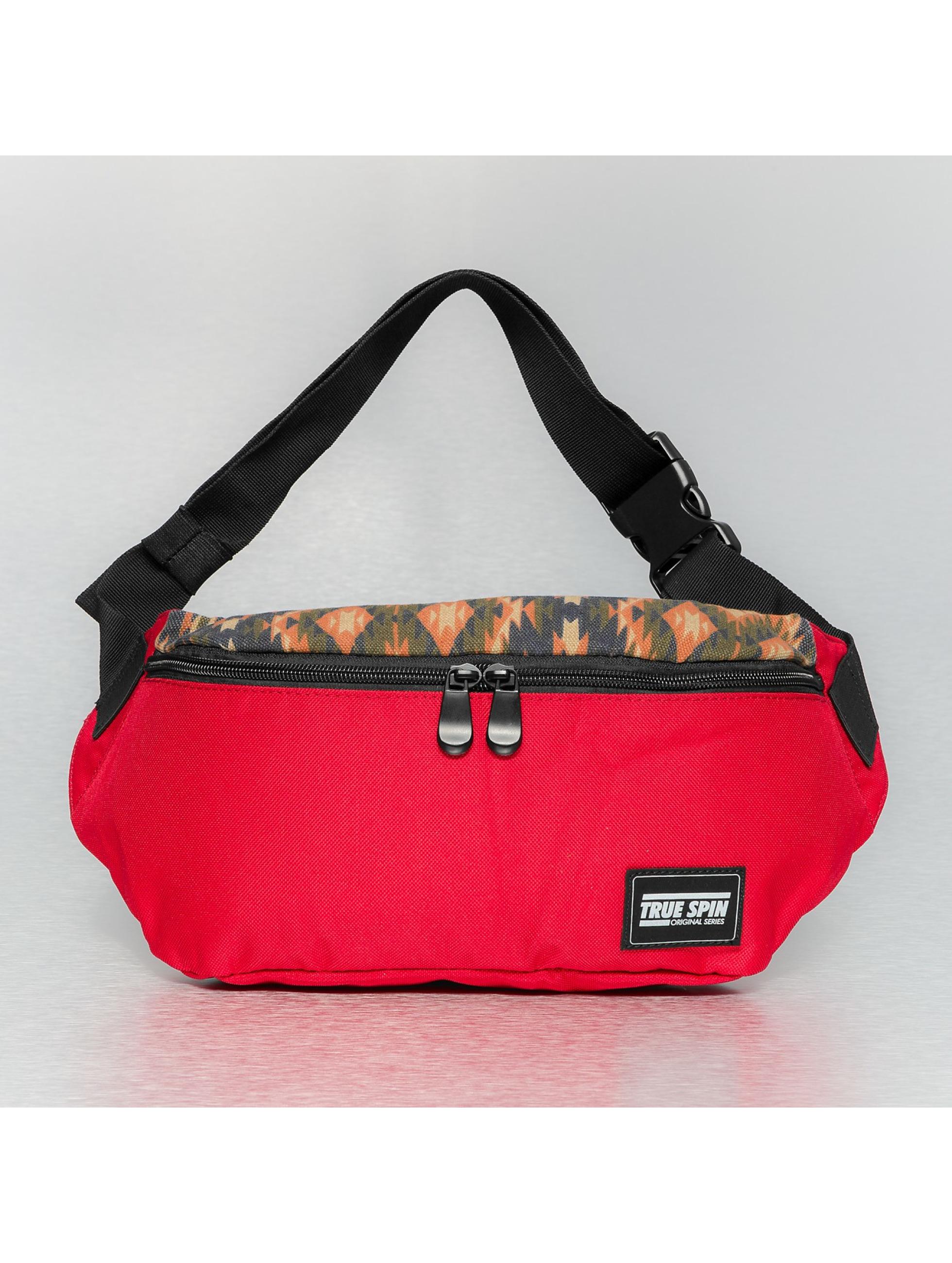 TrueSpin tas Aztec rood