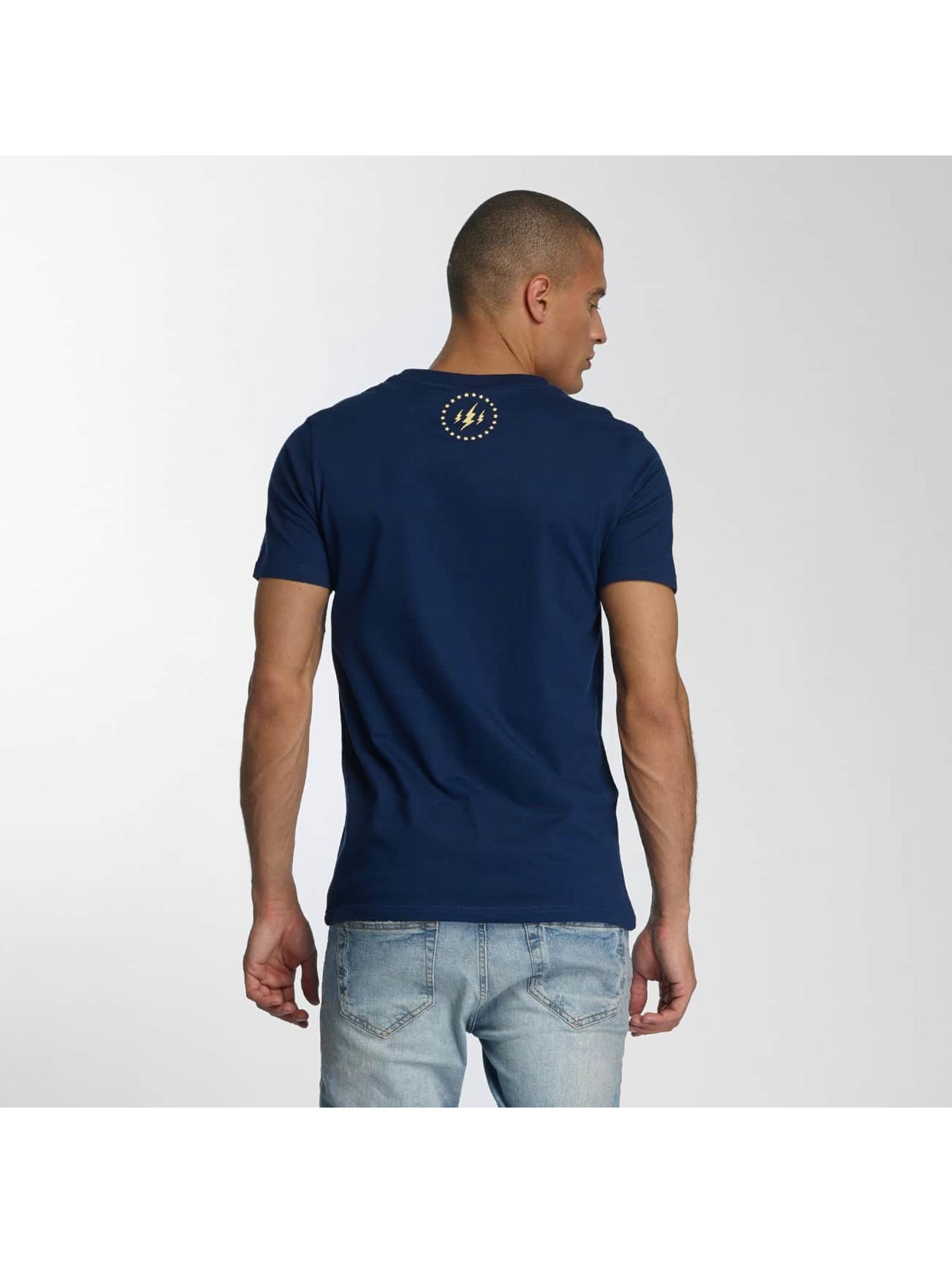 TrueSpin Tričká 8 modrá