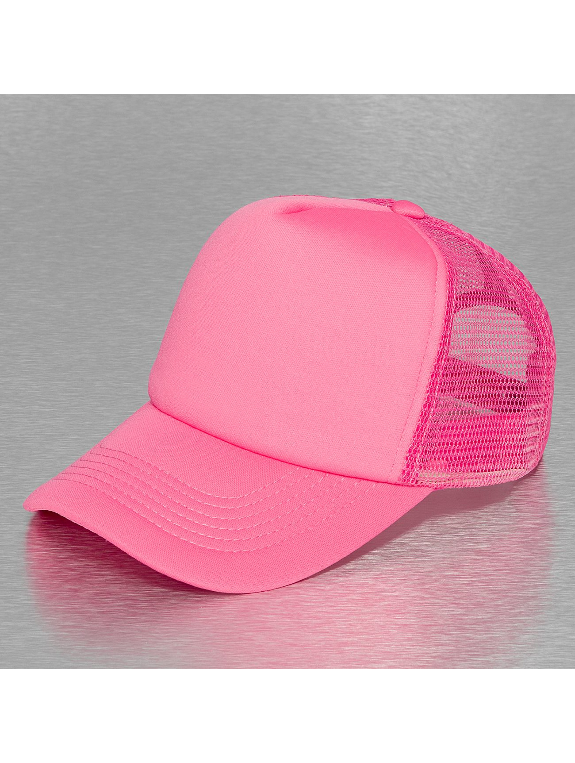 Trucker Cap Blank in pink
