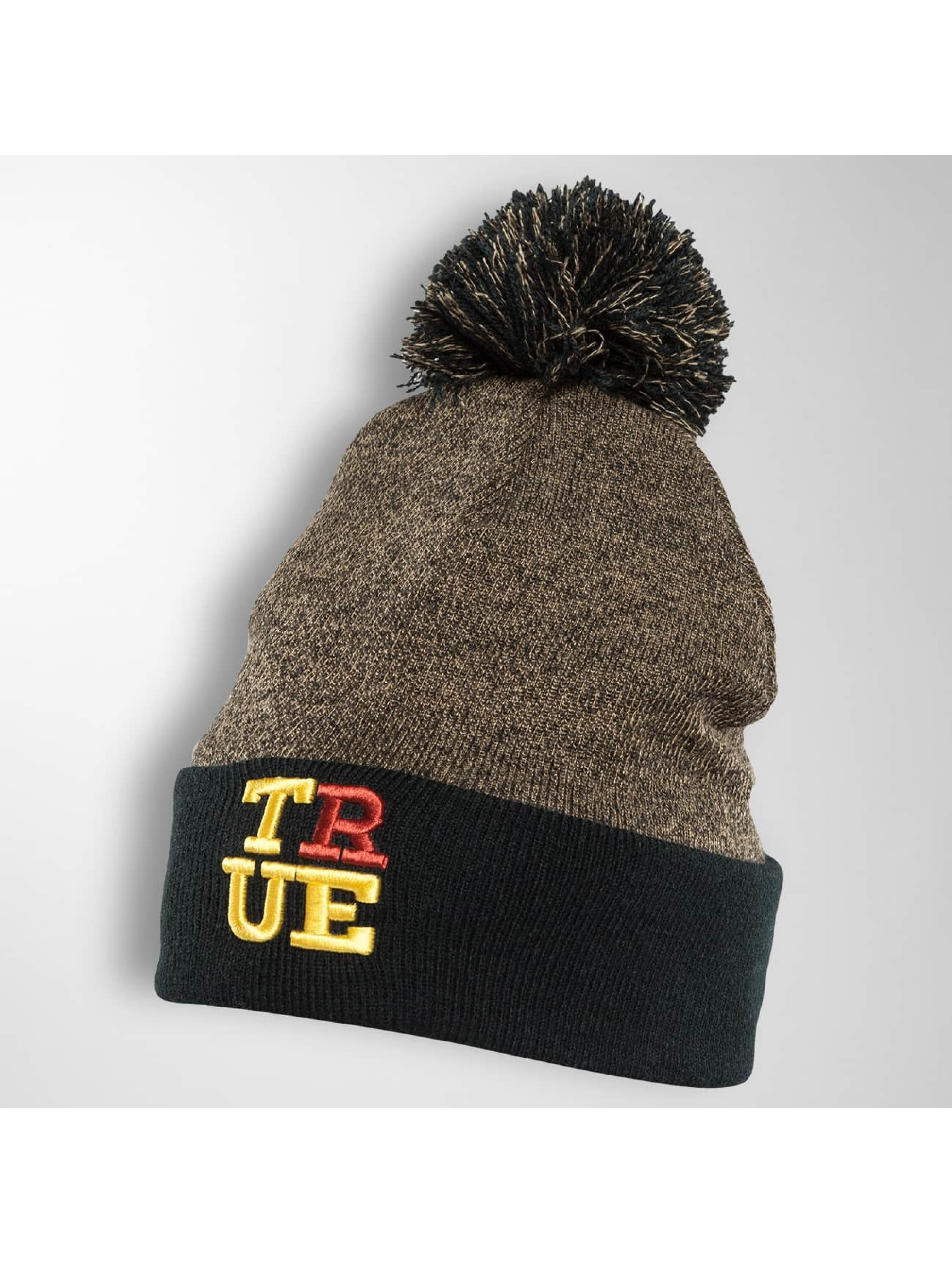 TrueSpin Winter Bonnet 4 Letters black