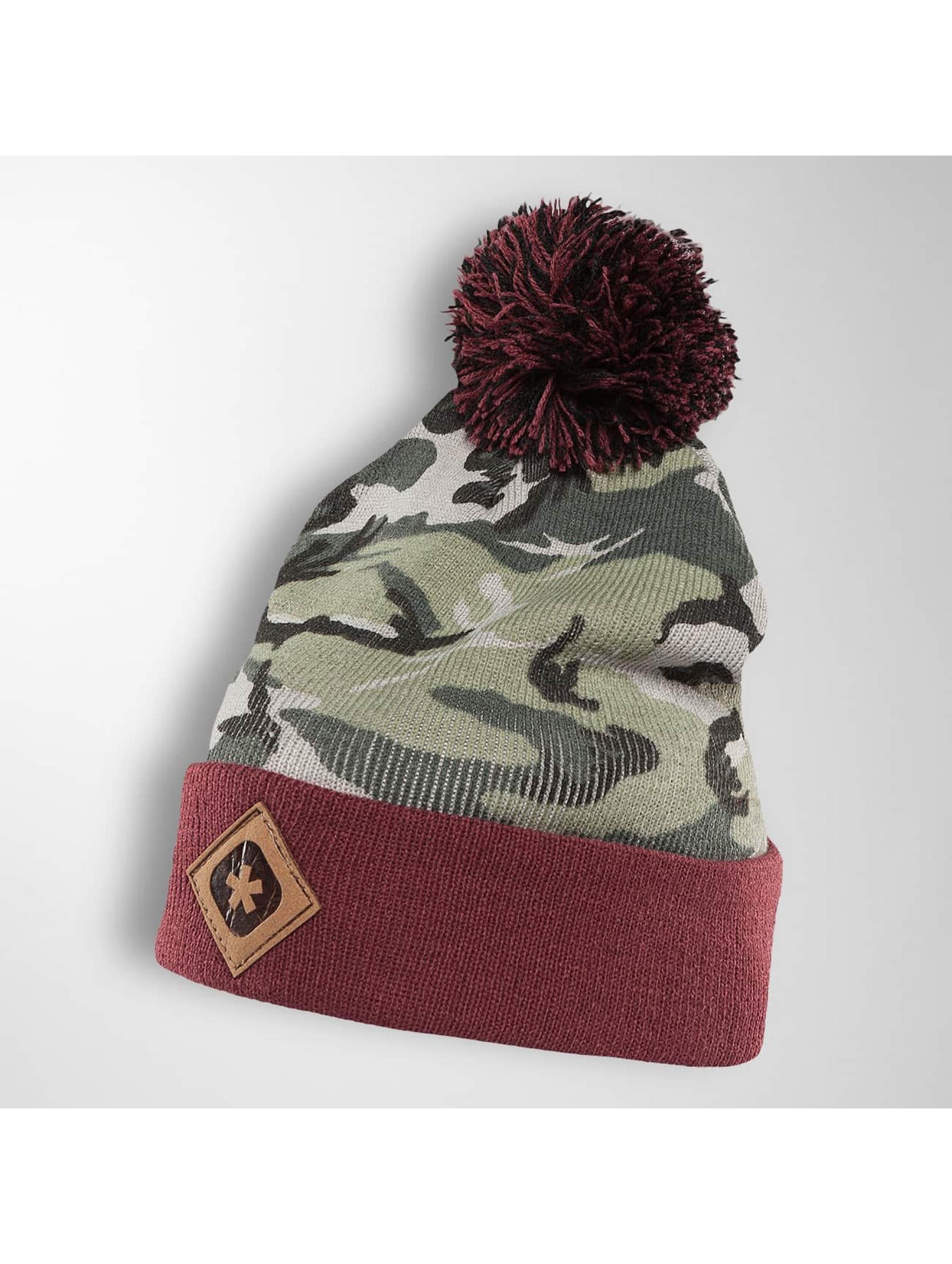 TrueSpin Winter Bonnet KGB red